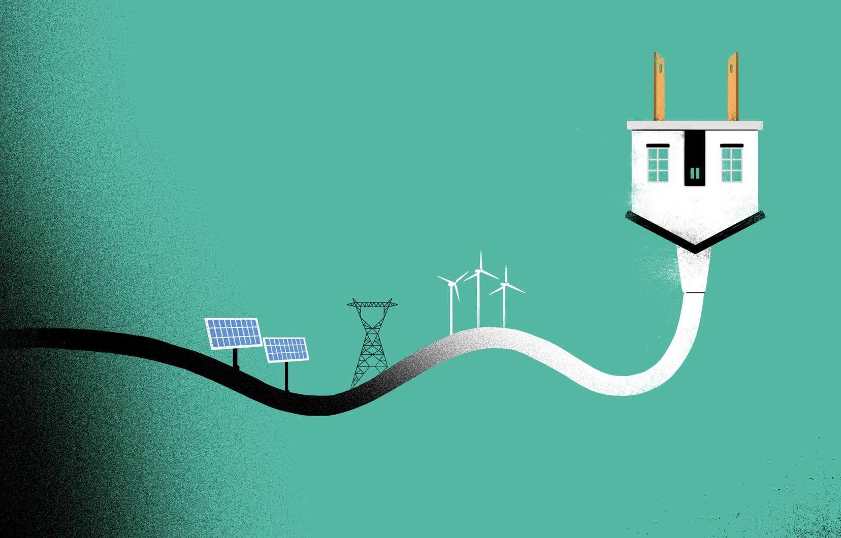 «Le Québec s'est fixé des objectifs ambitieux de diminution de gaz à effet de serre d'ici 2030. Pour les atteindre, nous avons besoin d'un cocktail de solutions énergétiques diversifiées.»