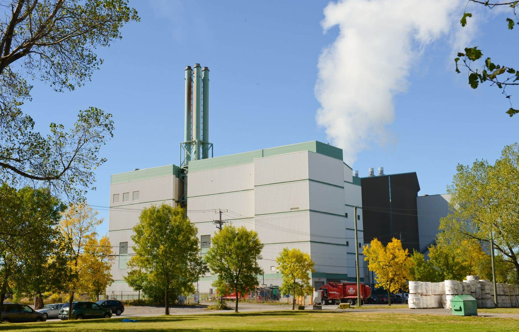 Grâce à un projet de synergie unique dans la province, les rejets thermiques de l'incinérateur de la ville de Québec pourraient, d'ici quelques années, chauffer, climatiser et alimenter en électricité l'hôpital de l'Enfant-Jésus.