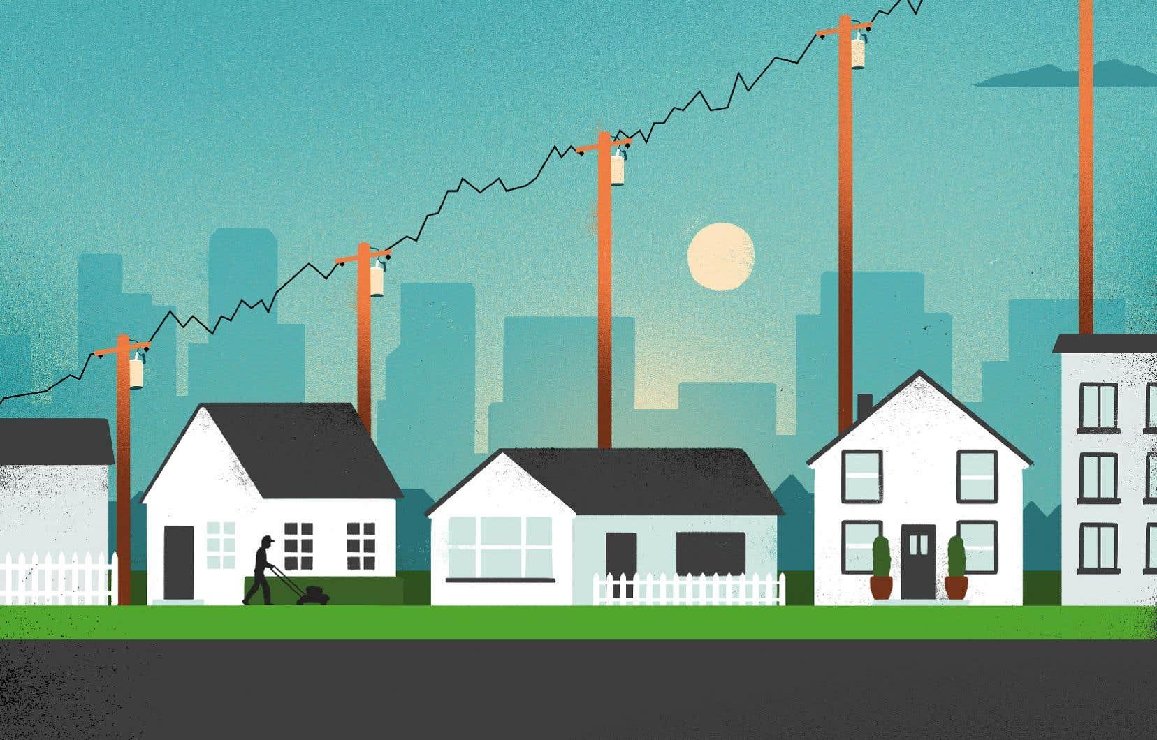 Selon les experts, dans les prochaines années, le défi des Québécois sera davantage de réduire leur consommation énergétique par habitant, qui est astronomique.