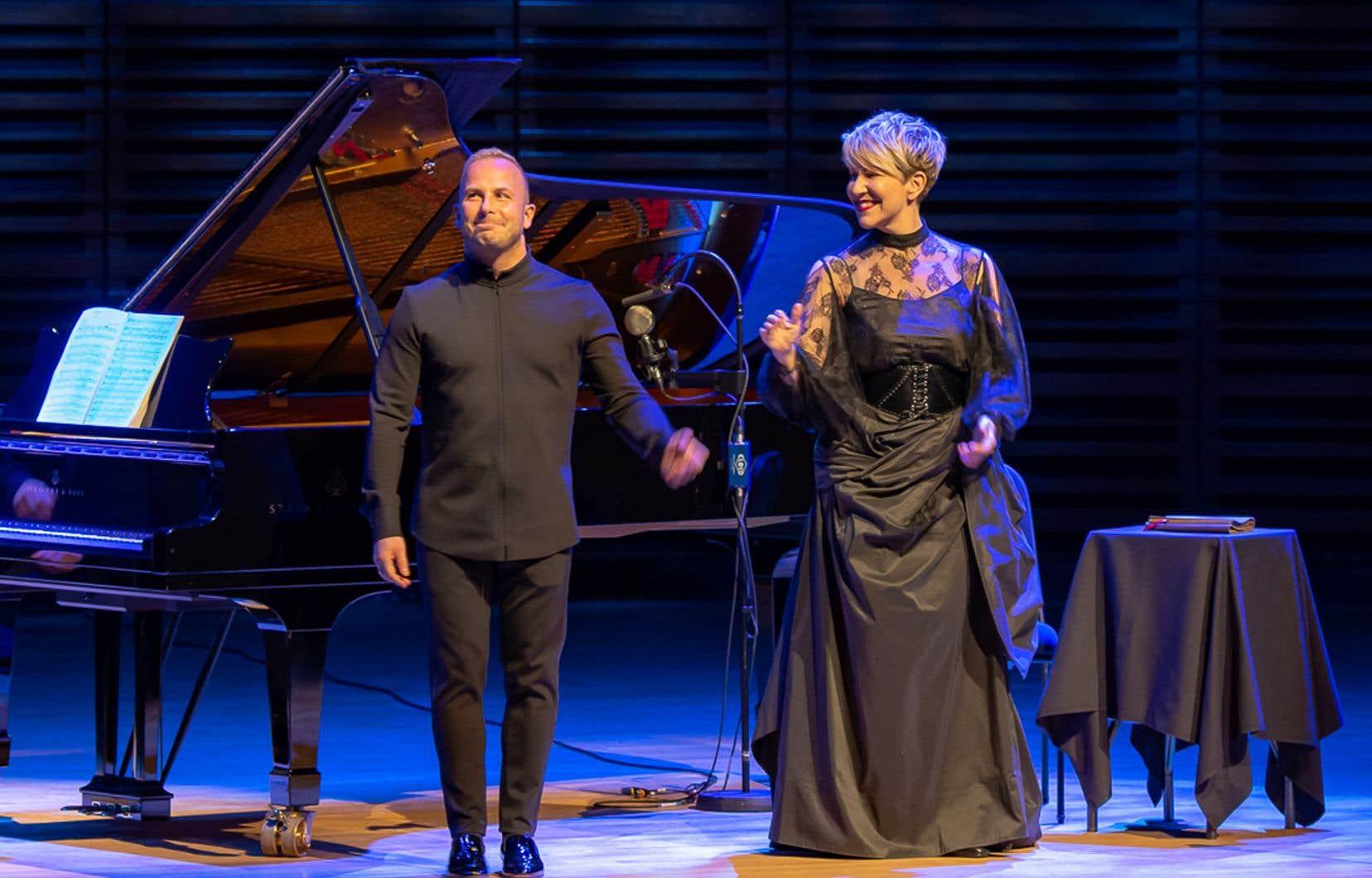Le duo Nézet-Séguin et DiDonato en concert à Québec