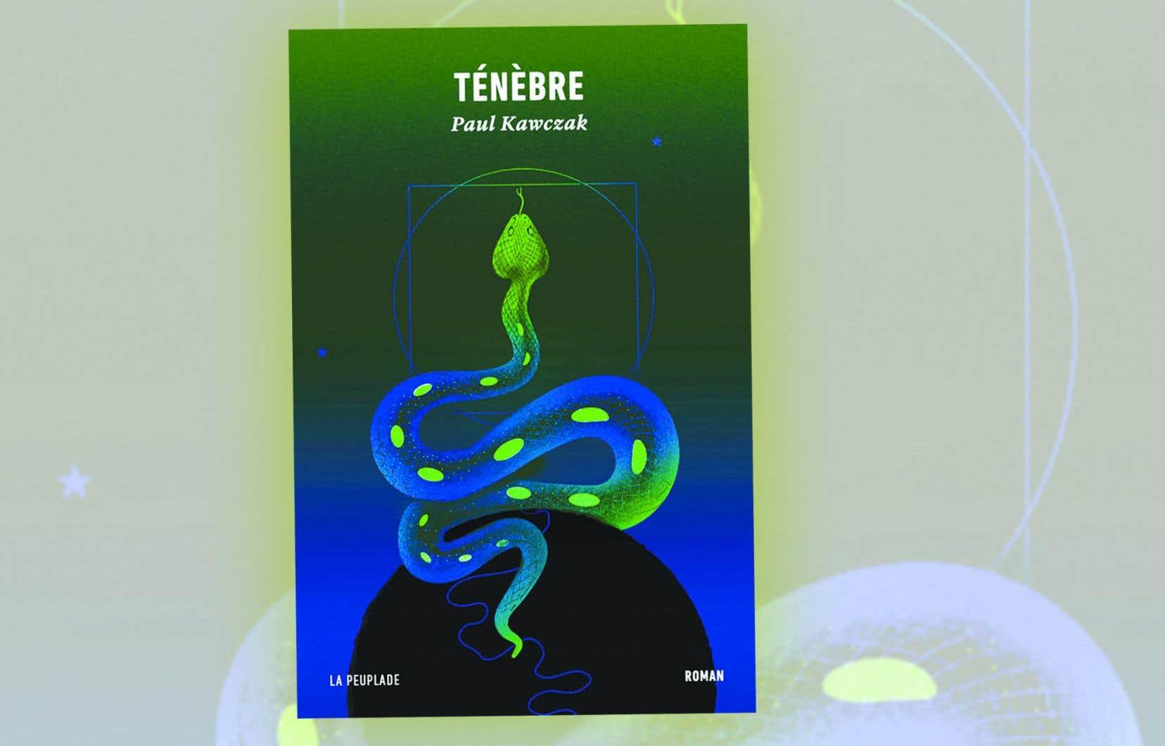 Le grand jury formé d'élèves des collèges et des cégeps a choisi «Ténèbre», de Paul Kawczak (La Peuplade).