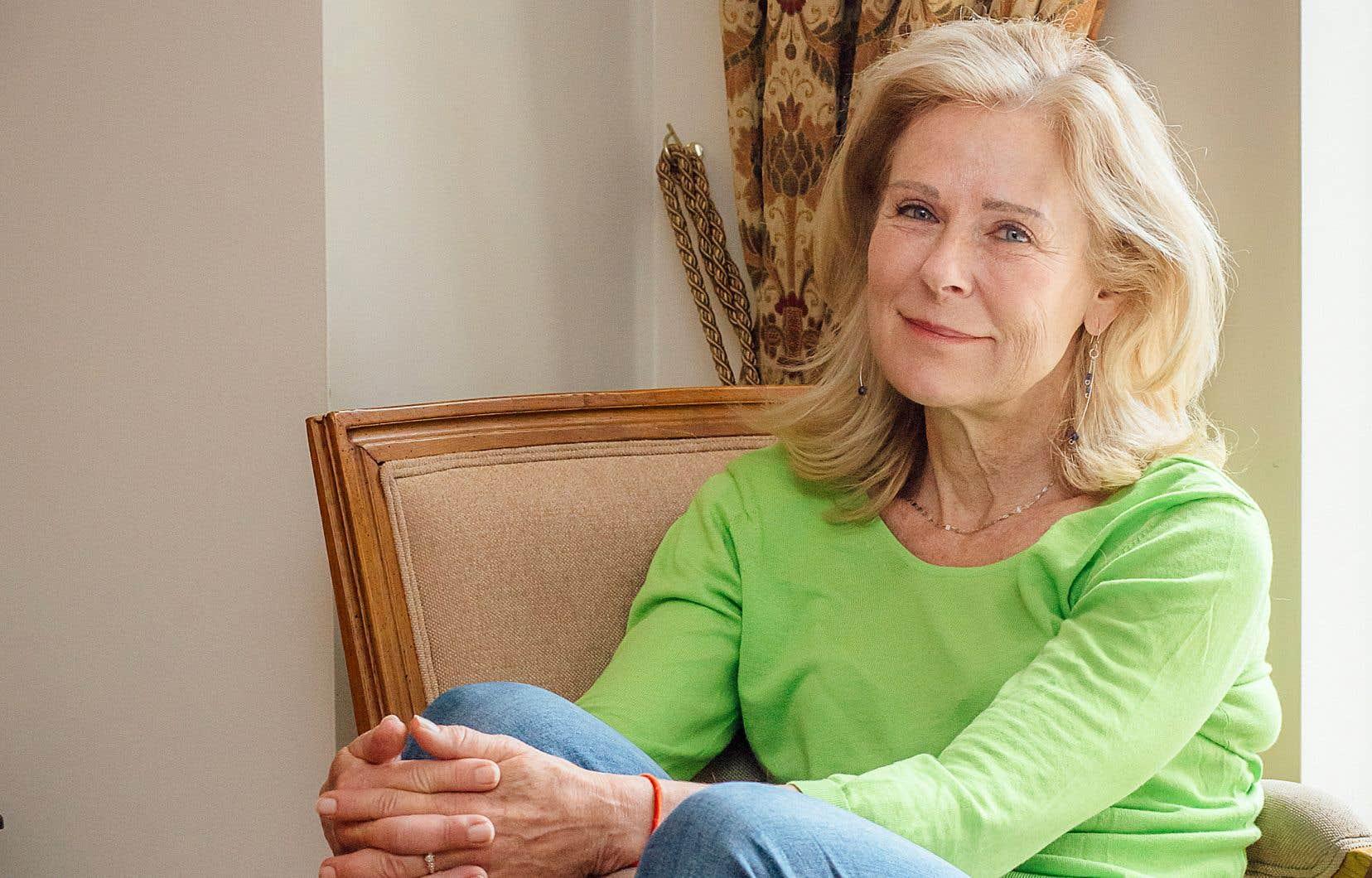 À une époque envahie par les écrans et la performance, Dominique Demers se dit rassurée de voir que la lecture et ses plaisirs sont encore aussi présents.