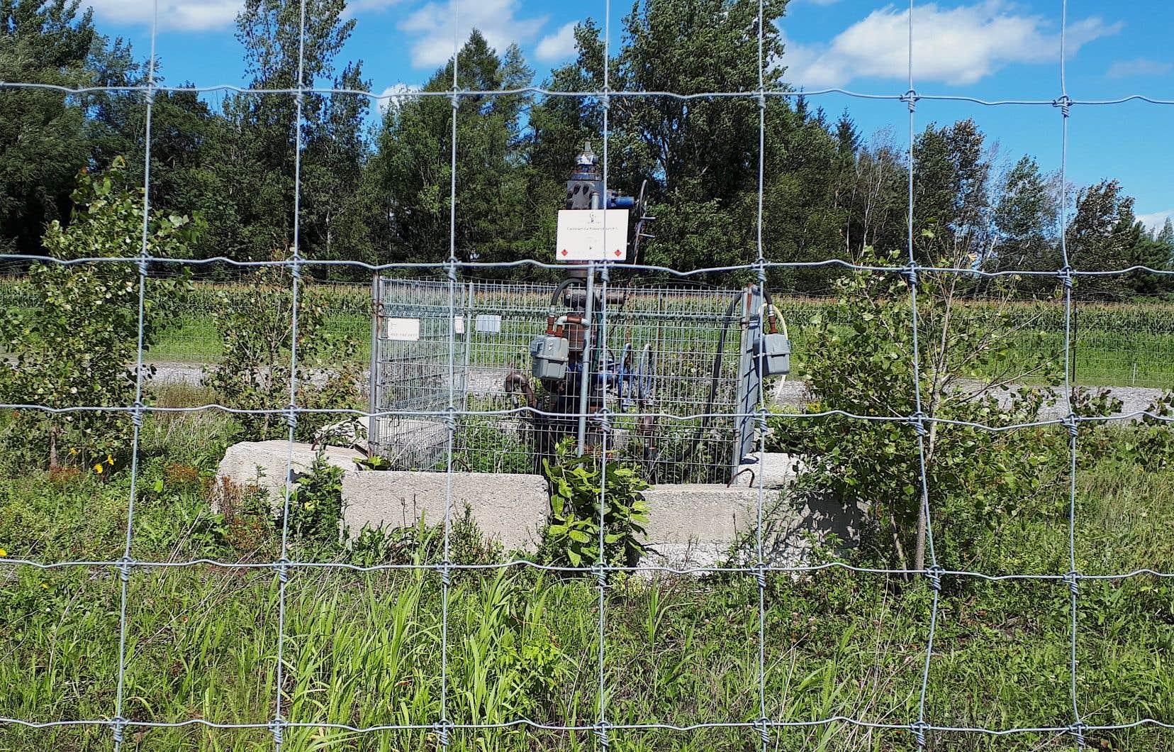 En plus des puits orphelins, certains puits de gaz de schistes fermés «temporairement» ont connu des fuites, notamment à La Présentation.