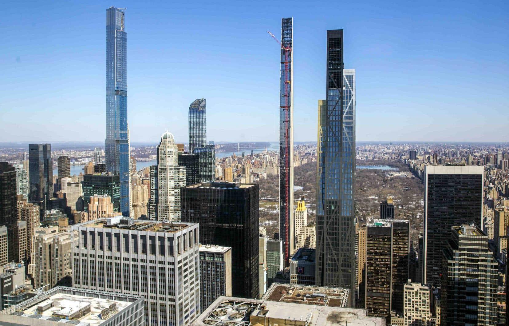 Sonder Canada possède des appartement dans 30 villes de 8pays à travers le monde dont New York (sur la photo), Miami, Londres, Ams-terdam, Dubai, Barcelone et  Montréal, là où la compagnie a été fondée.