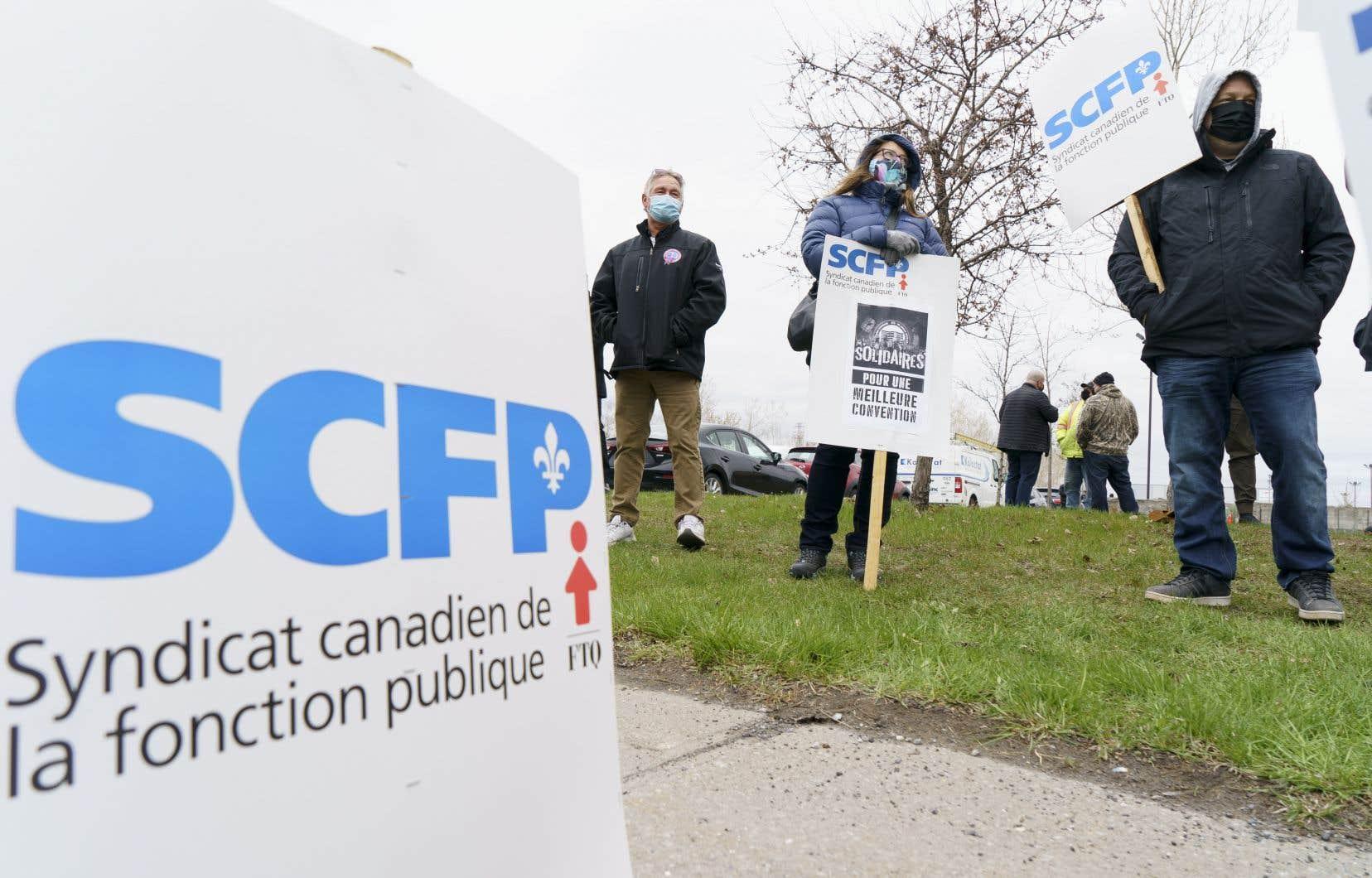 Le Syndicat de la fonction publique (SCFP) a déjà annoncé qu'il ira devant les tribunaux pour faire invalider C-29.