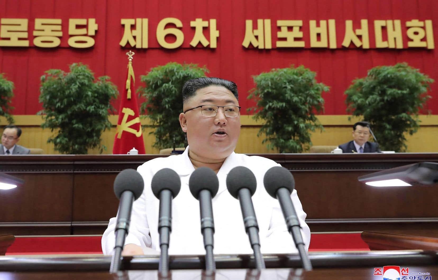 Le ministère a aussi accusé le président américain d'avoir insulté Kim Jong-un.