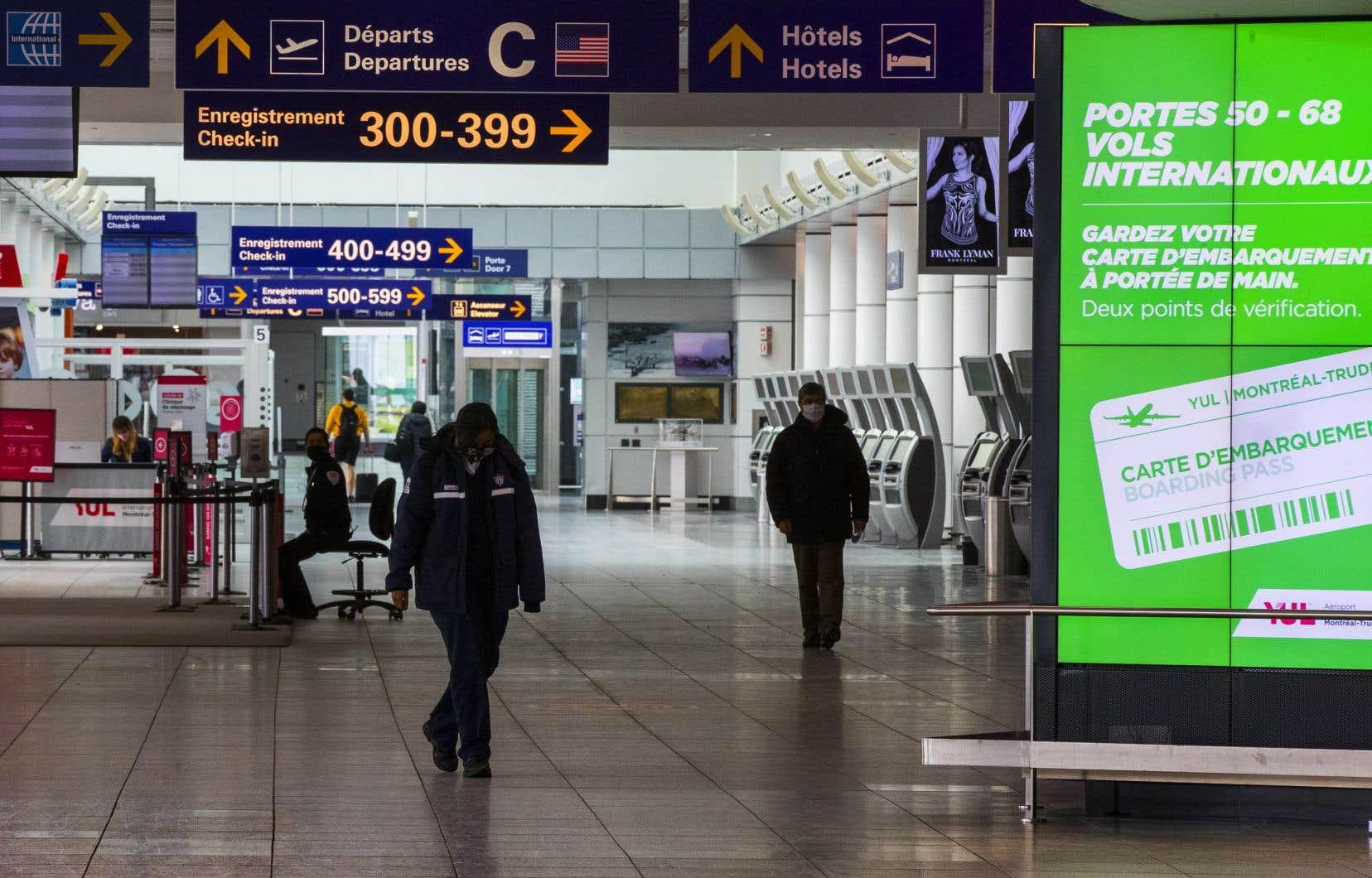 La ministre fédérale de la Santé, Patty Hajdu, a confirmé que le gouvernement fédéral adhère à l'idée d'un «passeport vaccinal» pour voyager à l'extérieur du pays et que les discussions se poursuivent avec les autres pays du G7 pour trouver un terrain d'entente.