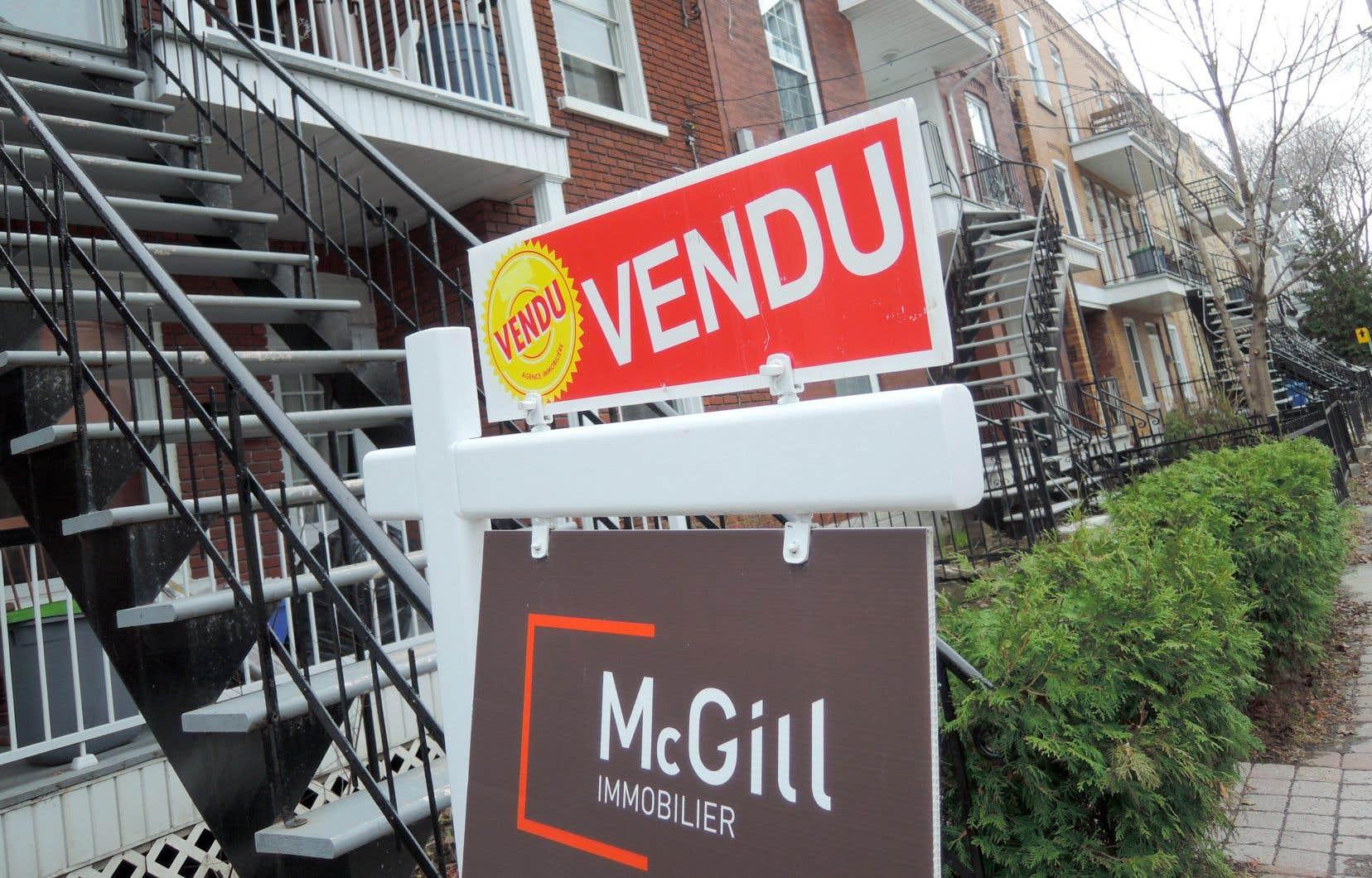 Entre 2019 et 2020, les admissions pour le programme de courtage immobilier résidentiel au Collège de l'immobilier du Québec ont fait un bond de 55%, selon l'établissement.