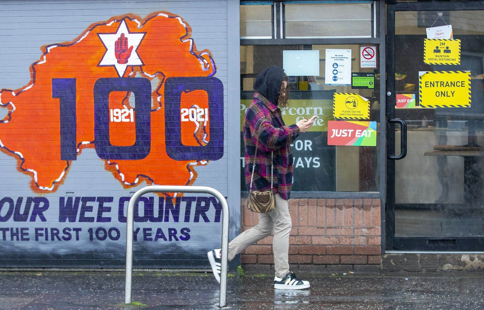 Selon un sondage publié ce week-end dans la presse locale, 90% des unionistes et loyalistes craignent que la perspective de l'unification de l'Irlande n'entraîne un retour des violences en Irlande du Nord.
