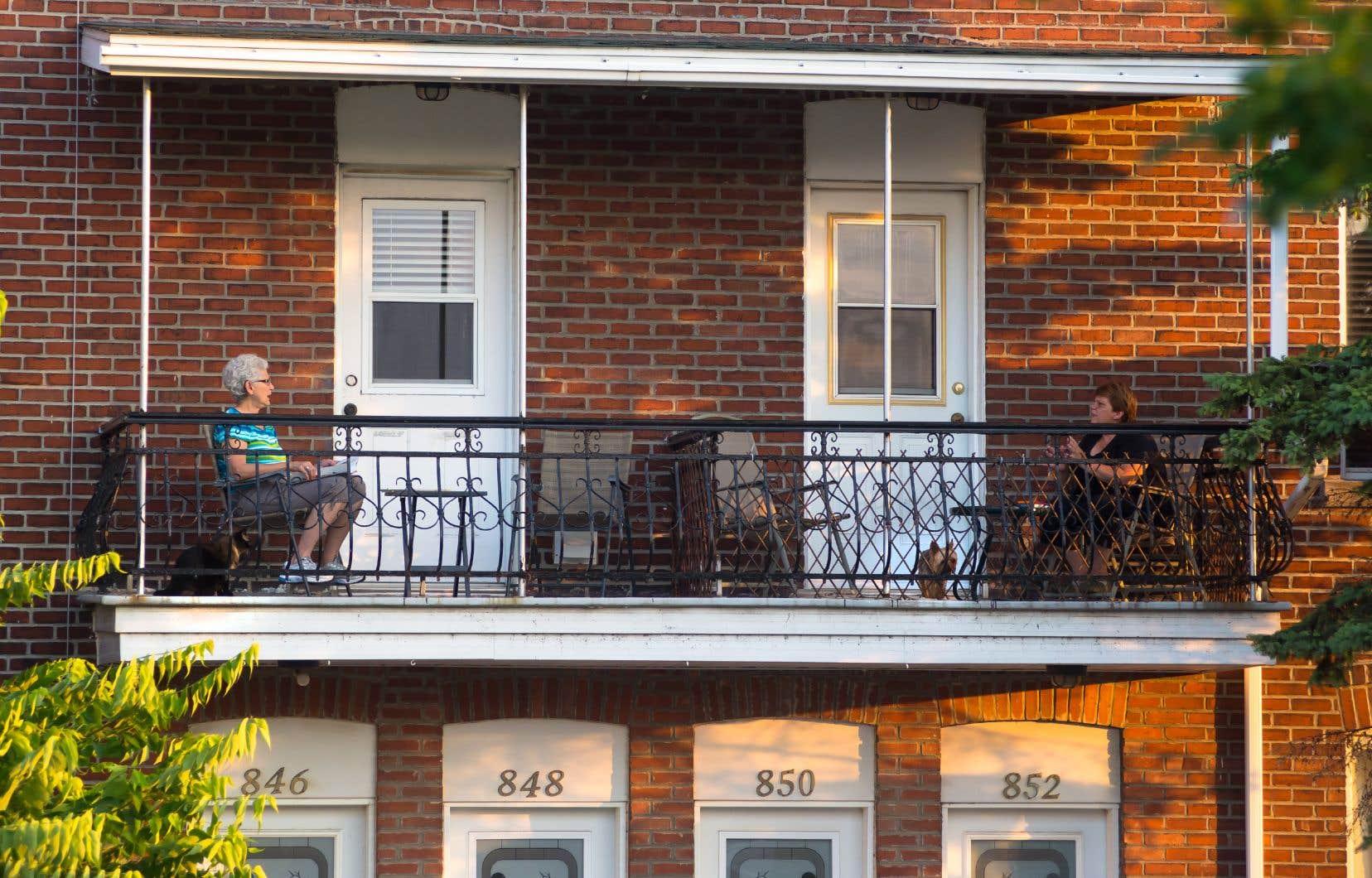 «Les propriétaires occupants accordent généralement beaucoup plus d'importance aux locataires, puisqu'ils sont également voisins», fait valoir l'auteur.