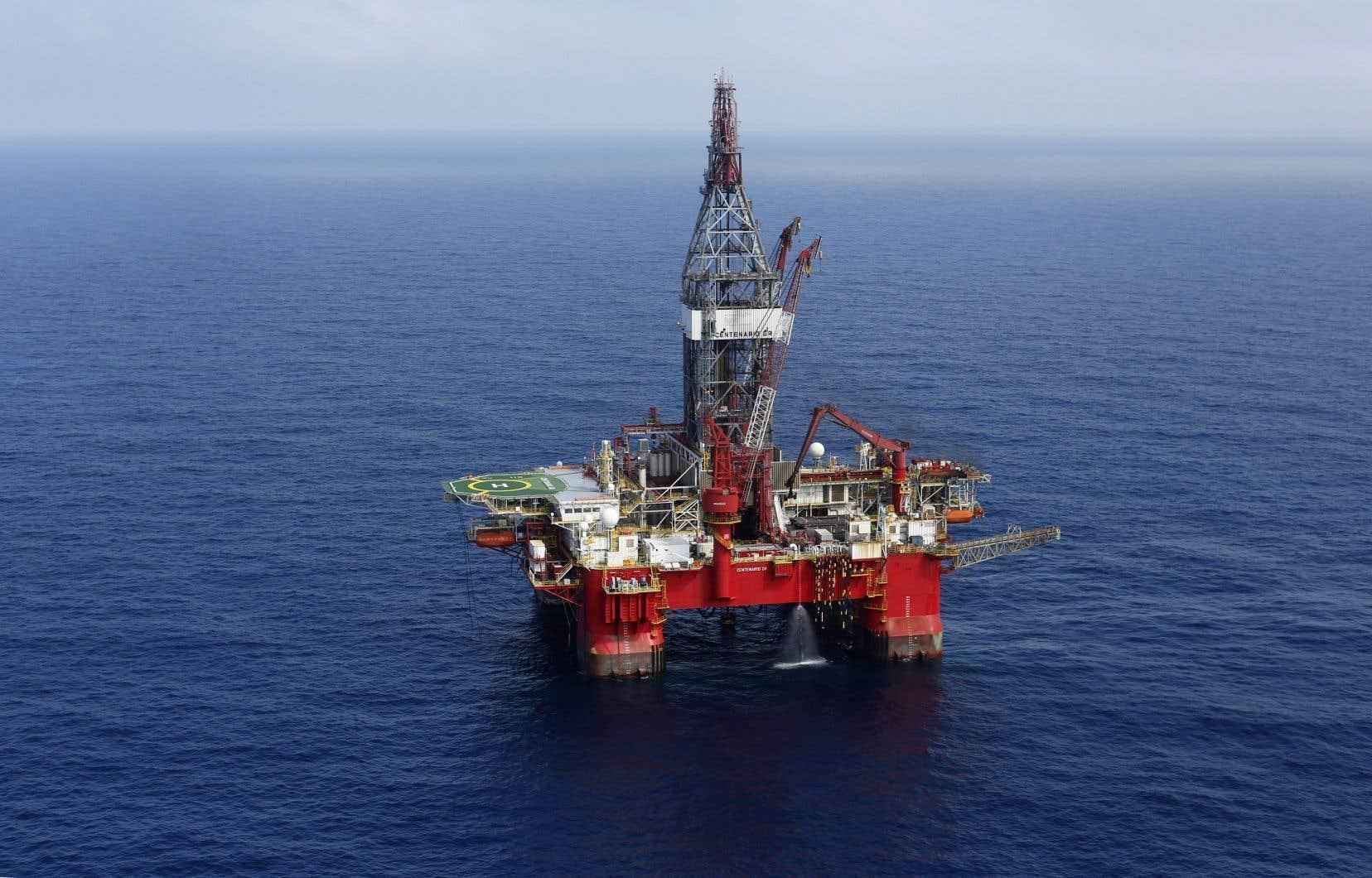 Terre-Neuve compte sur le forage de 100 puits afin de doubler la production pétrolière en mer après 2030.