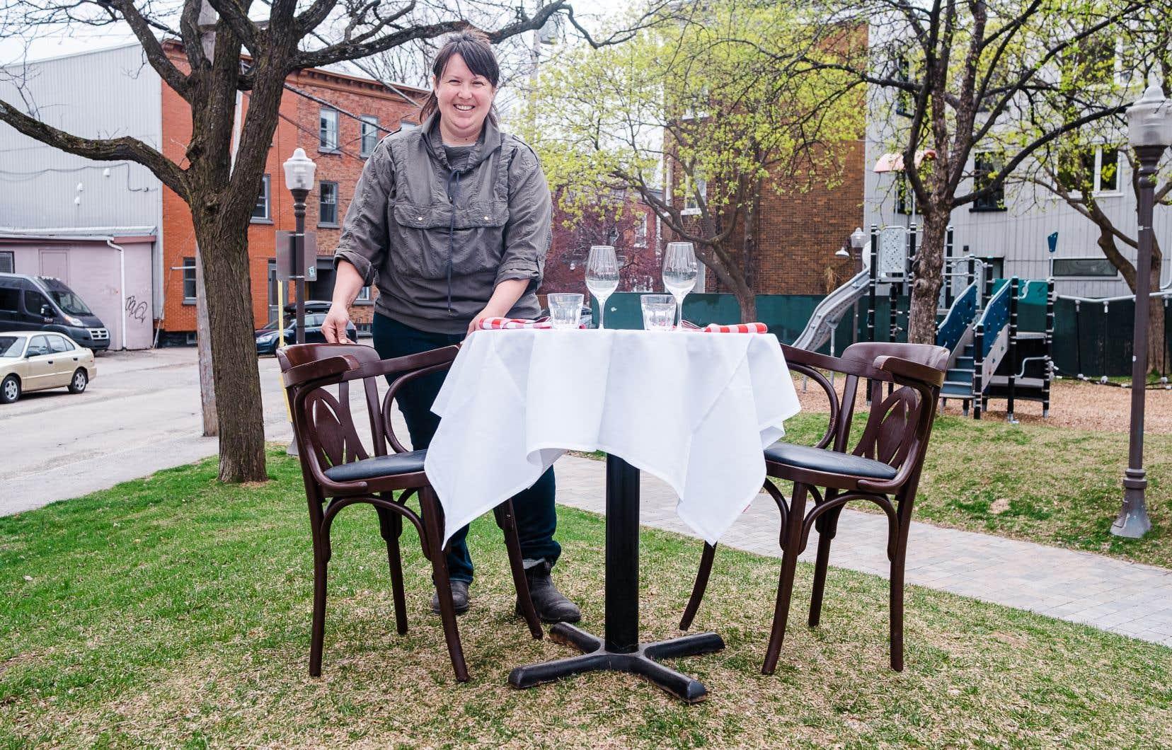 On connaît Thania Goyette et Louis Bouchard-Trudeau, propriétaires des restaurants Le Pied bleu et Le Renard et la Chouette, pour leur inépuisable source d'idées originales.