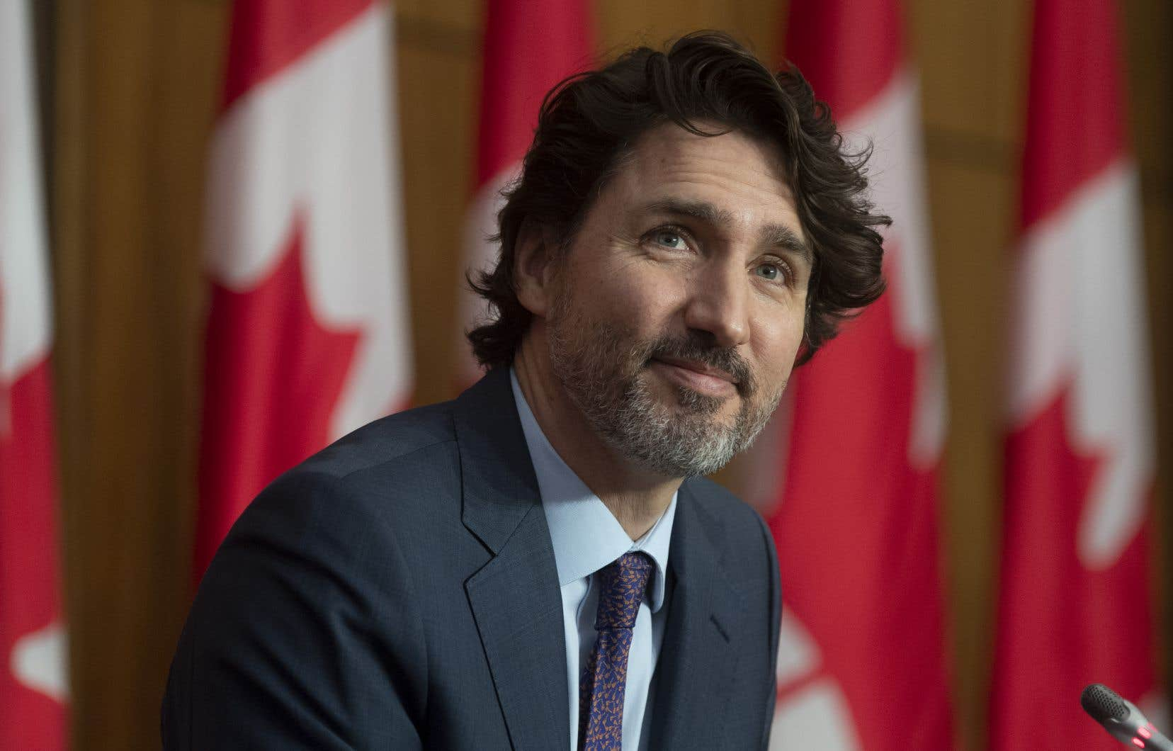 Le premier ministre Justin Trudeau continue d'entretenir le flou quant à la position du Canada sur la suspension temporaire des brevets des vaccins anti-COVID et la source de ses hésitations.