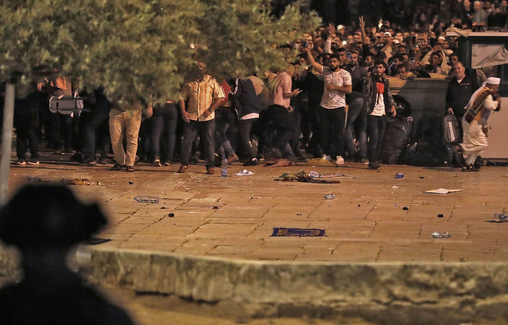 Les nouvelles violences surviennent dans un contexte de vives tensions à Jérusalem-Est et en Cisjordanie.
