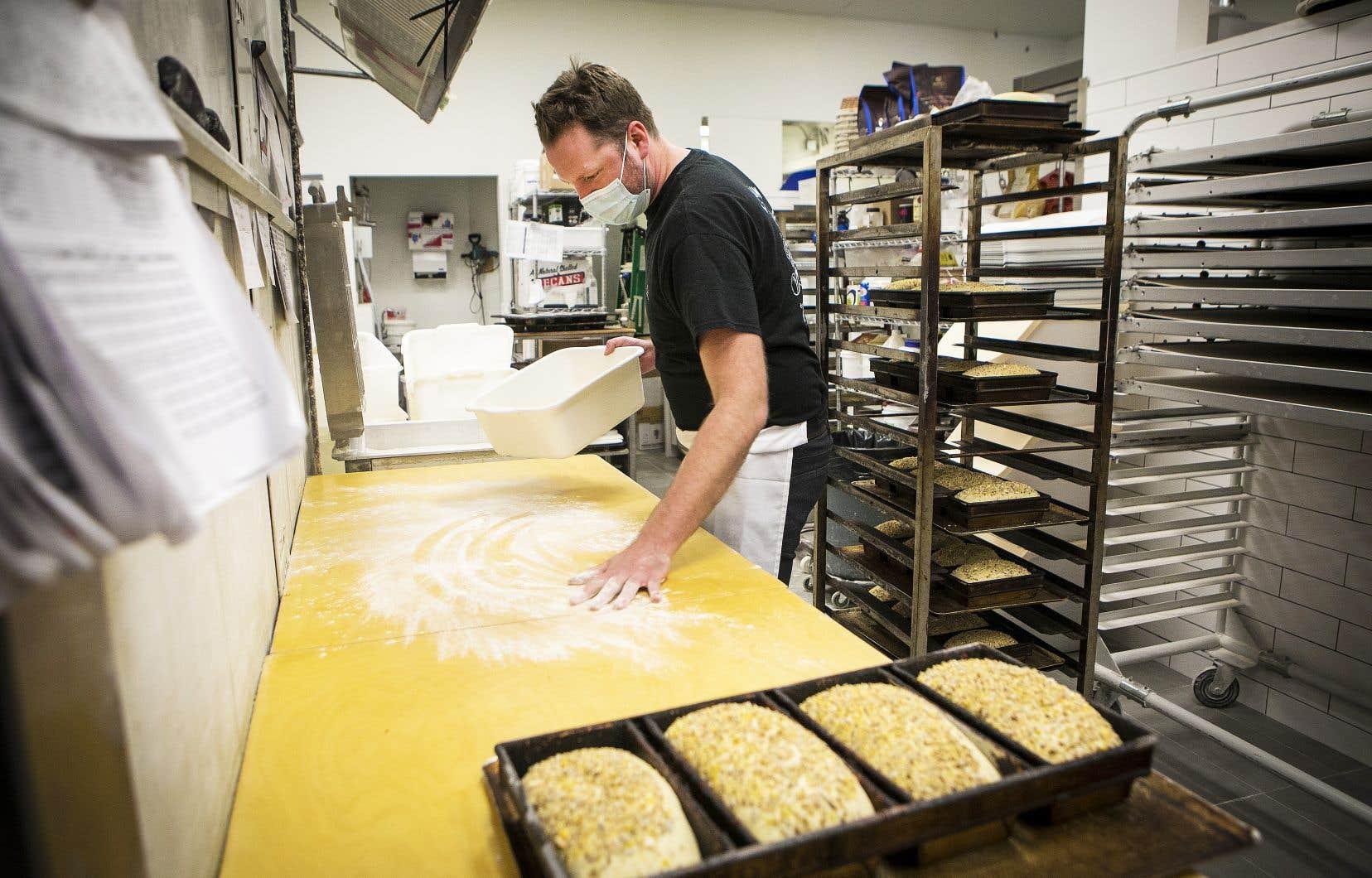 M.Locuratolo soutient que le métier de boulanger-pâtissier est très spécialisé, dans lequel très peu de gens sont formés, et difficile en raison des quarts de travail de nuit. Peu de gens au Québec semblent s'y intéresser.