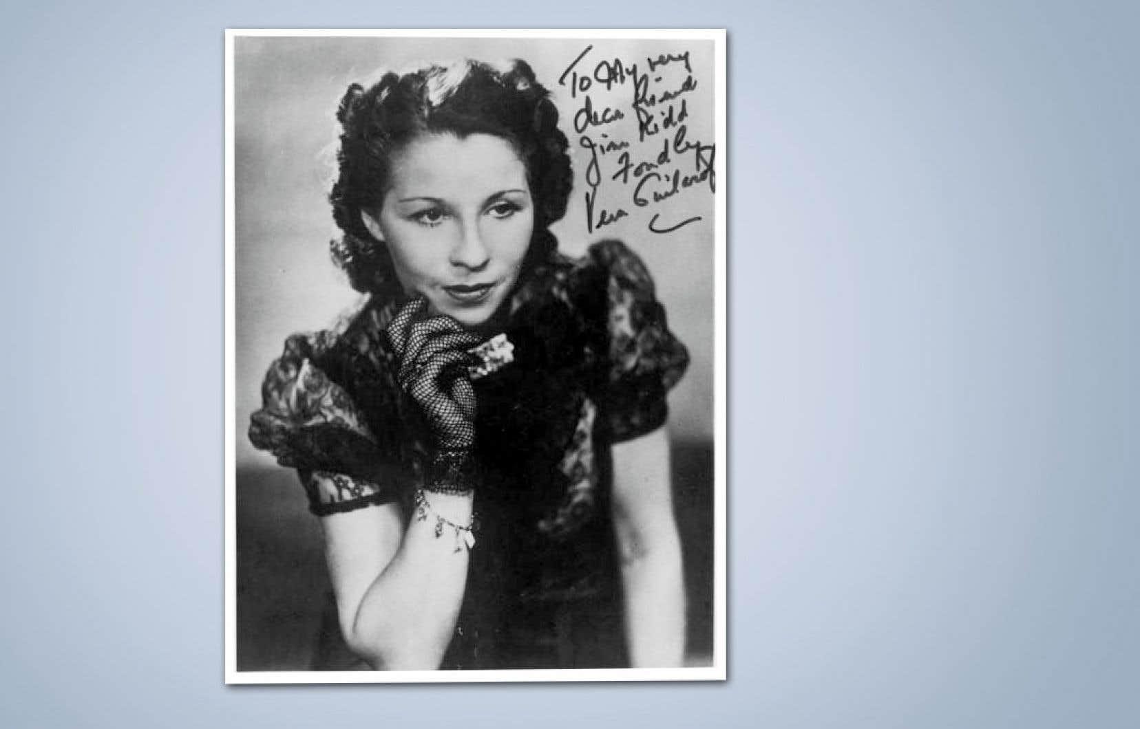 Vera Guilaroff, pianiste et compositrice montréalaise, première Québécoise à enregistrer du jazz, s'était fait dire de rentrer à Montréal pour s'occuper de sa famille, au beau milieu d'une tournée européenne.