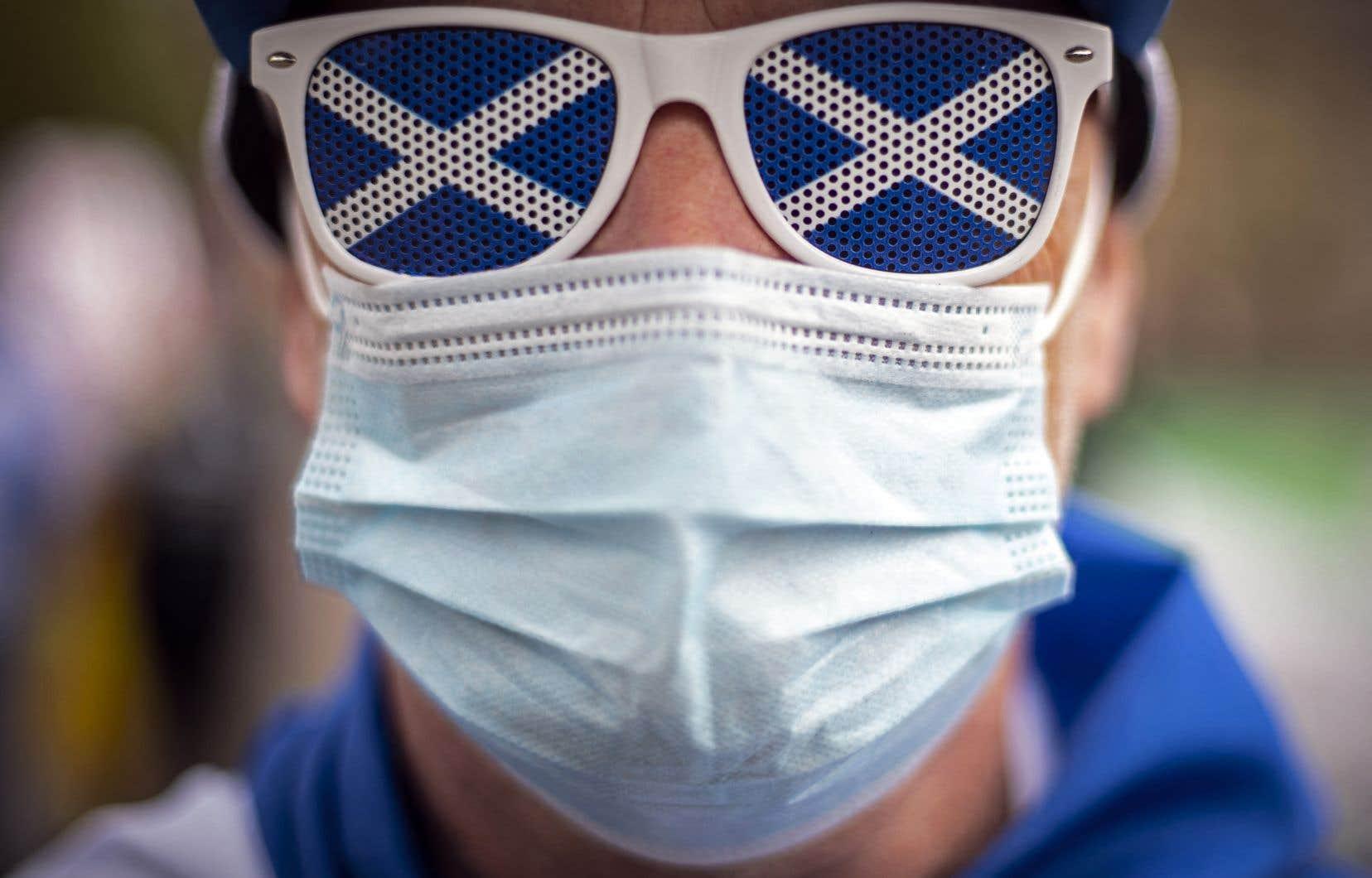 Le Parti national écossais (SNP) de la populaire Nicola Sturgeon remporte un quatrième mandat à la tête de la nation britannique.