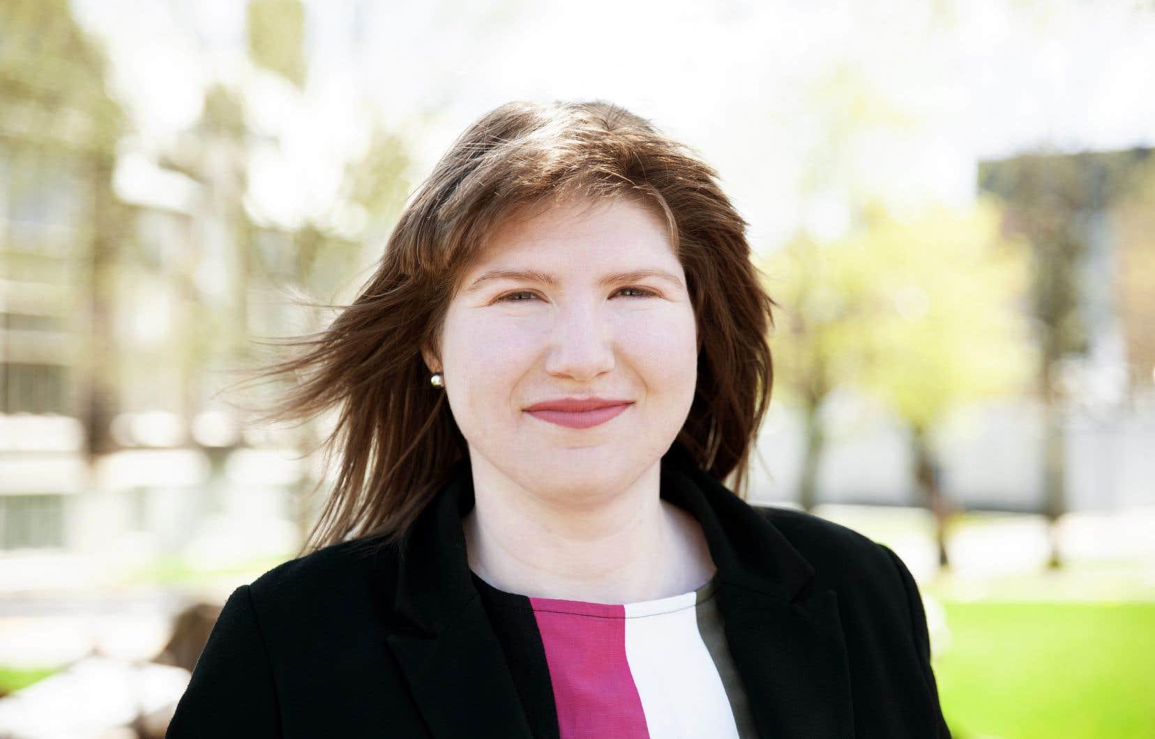 Annalisa Harris sera candidate au poste de conseillère du district de Loyola, dans Côte-des-Neiges–Notre-Dame-de-Grâce.
