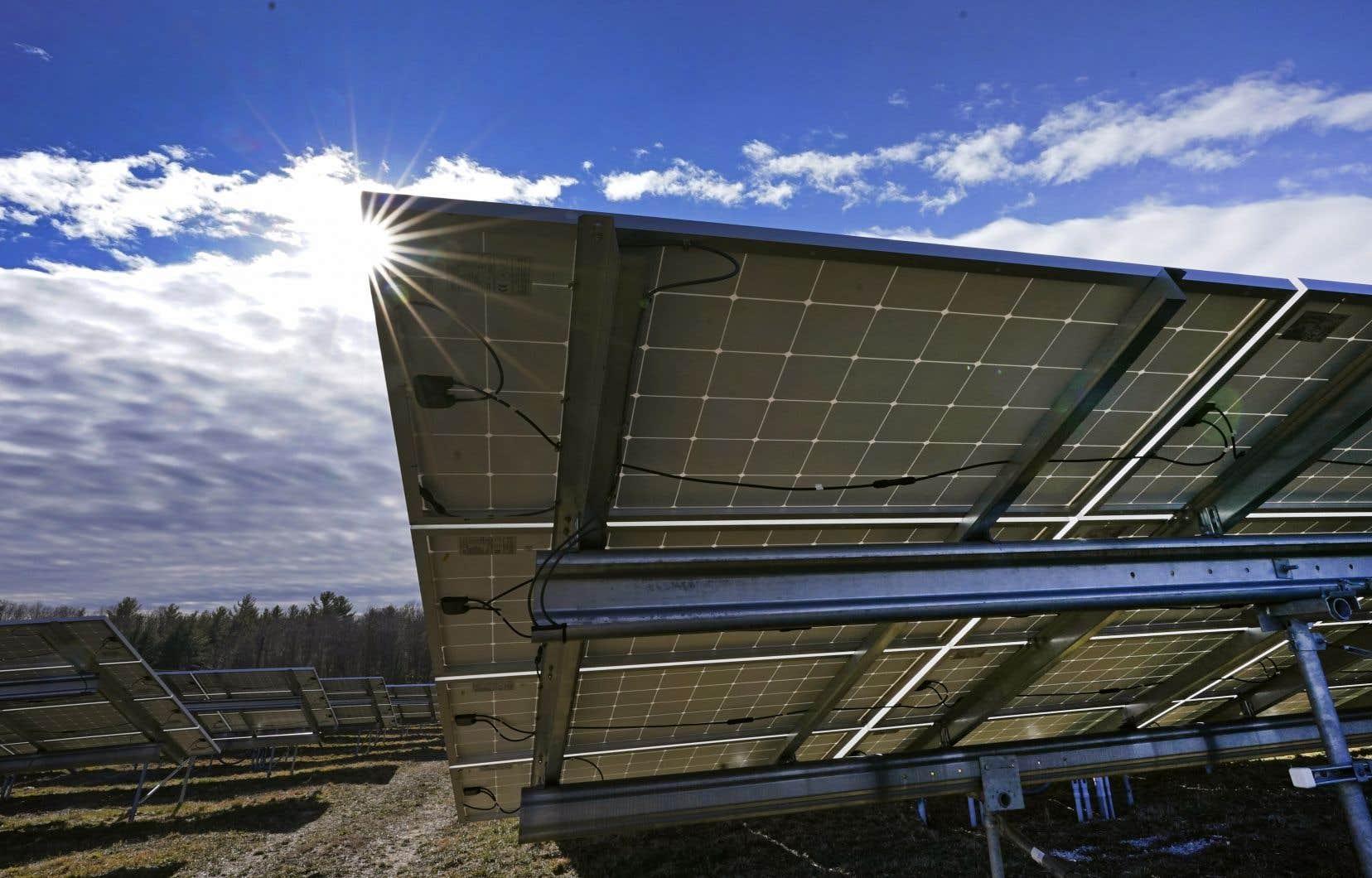 Le Canada ambitionne d'accomplir une transition vers une économie zéro émission pour 2050.