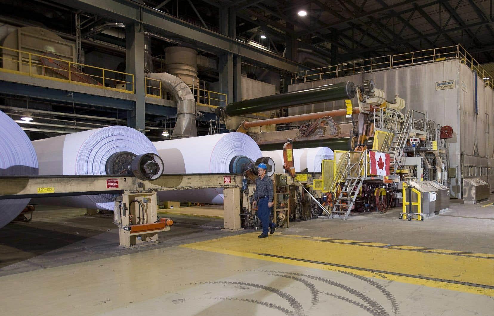 Paper Excellence a l'intention de continuer à exploiter Domtar comme une entité commerciale autonome, ont précisé les deux sociétés dans un communiqué.
