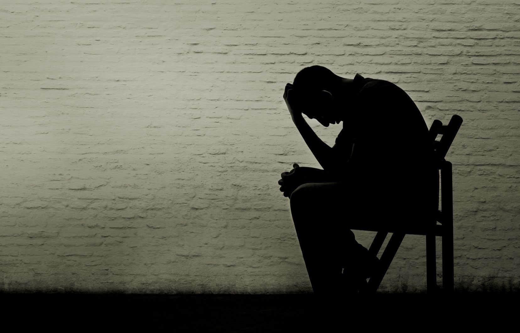 Selon une enquête menée en janvier dernier, 21% des hommes montréalais vivraient cette détresse, comparativement à 9% en 2018.