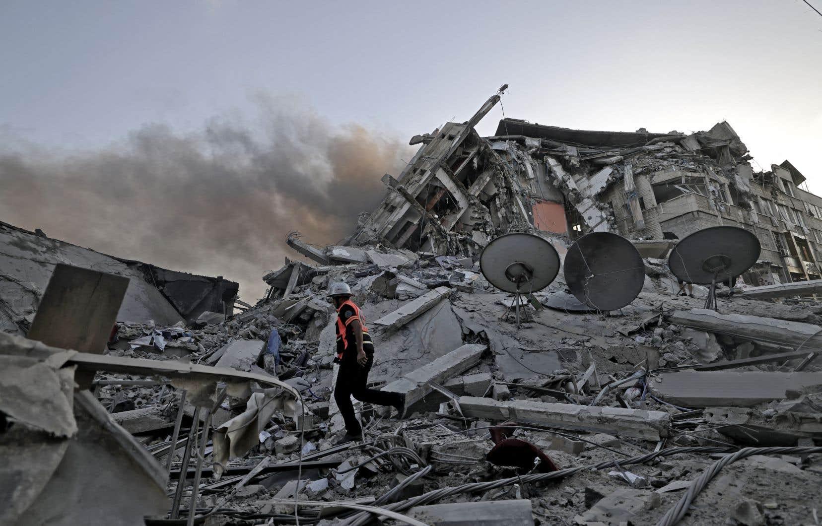 «On peut toujours rêver et espérer que ce plus récent épisode d'une tragédie qui dure depuis plus de 70ans fera comprendre l'importance de reprendre le processus de paix entre Israéliens et Palestiniens. Dans une région qui a bien besoin de stabilité, cette perspective apparaît malheureusement bien lointaine», croit l'auteur.
