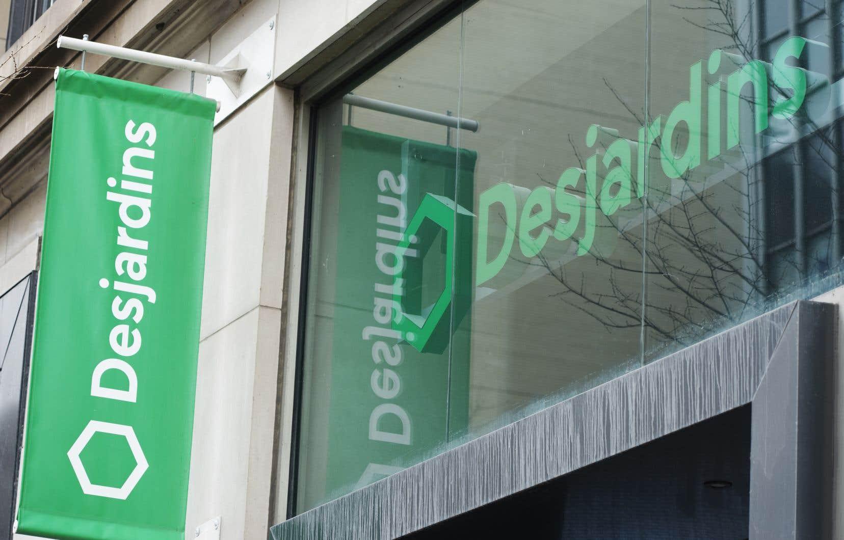 Desjardins a réalisé un excédent avant ristournes à ses membres de 798millions au cours du trimestre clos le 31mars.