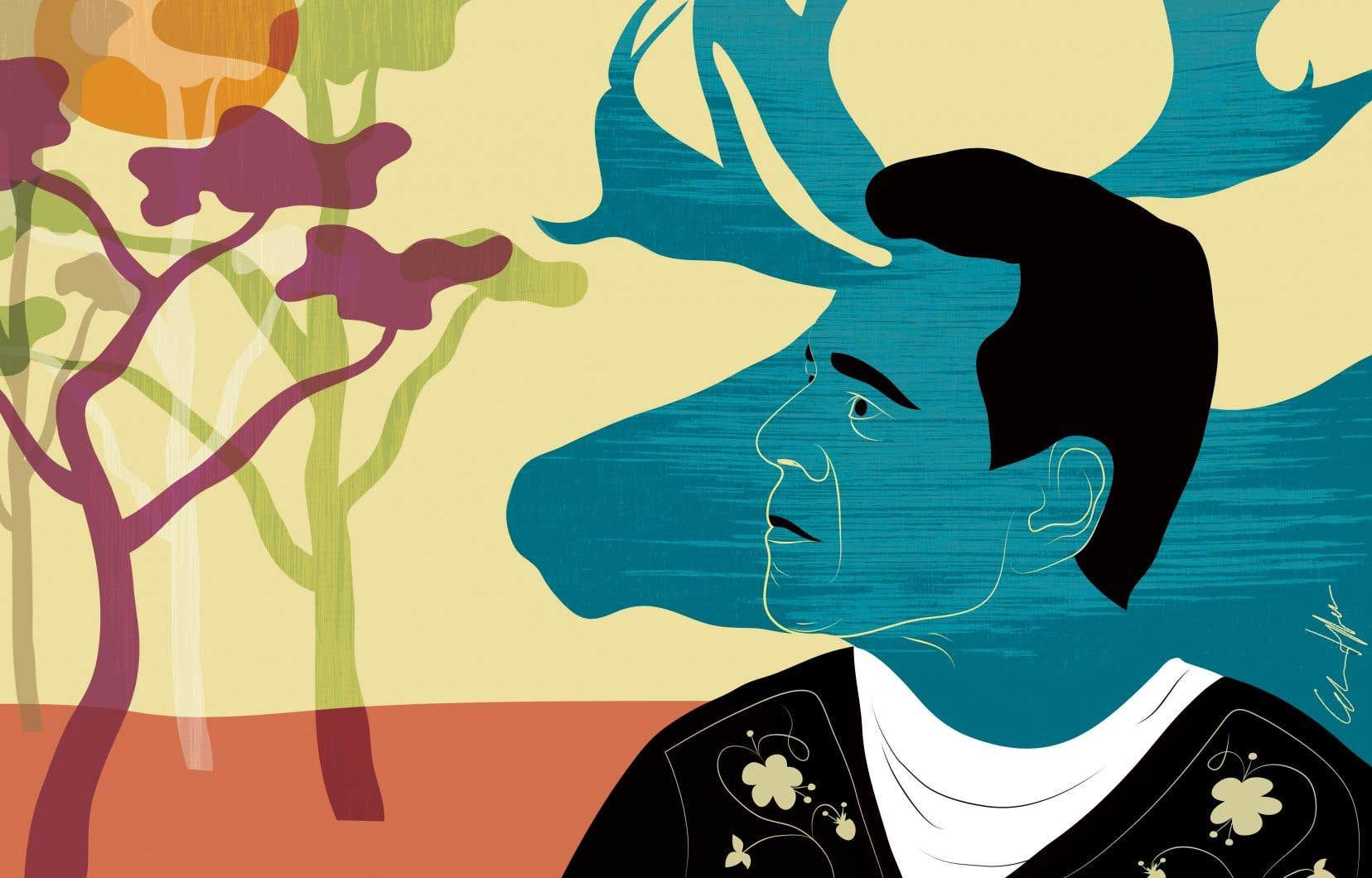 Le discours «écologiste» du penseur mohawk originaire de Kahnawake se distingue, car il repose sur l'importance primordiale de changer la perception que les individus ont d'eux-mêmes.