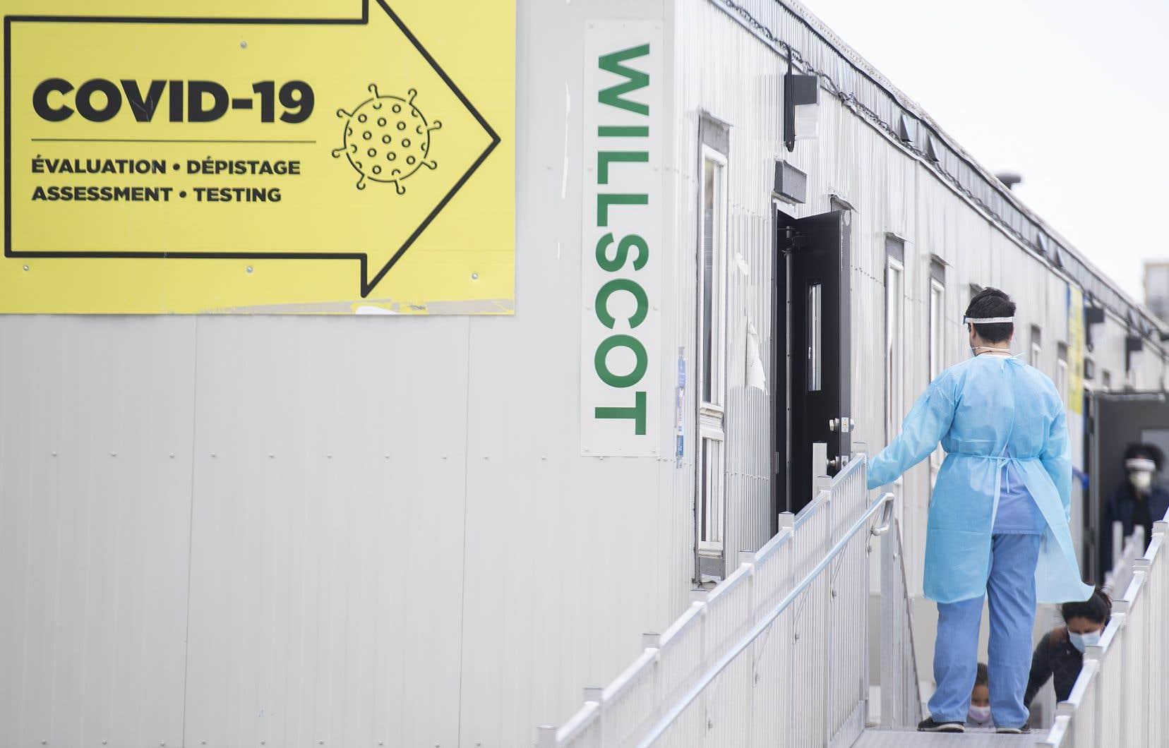 La santé publique de Montréal a rapporté en une semaine un bond de près de 30 cas du variant brésilien P.1.