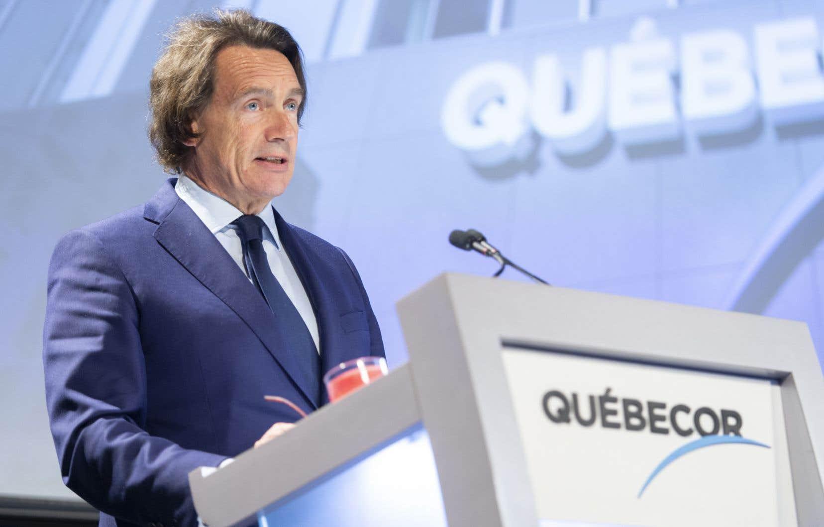 En réunissant les rôles de p.-d.g. de Québecor et de Vidéotron, Pierre Karl Péladeau aura plus de latitude pour acquérir Freedom Mobile, mais aussi pour acheter des spectres de fréquence supplémentaires qui seront mis aux enchères par le fédéral à partir du 15juin prochain.