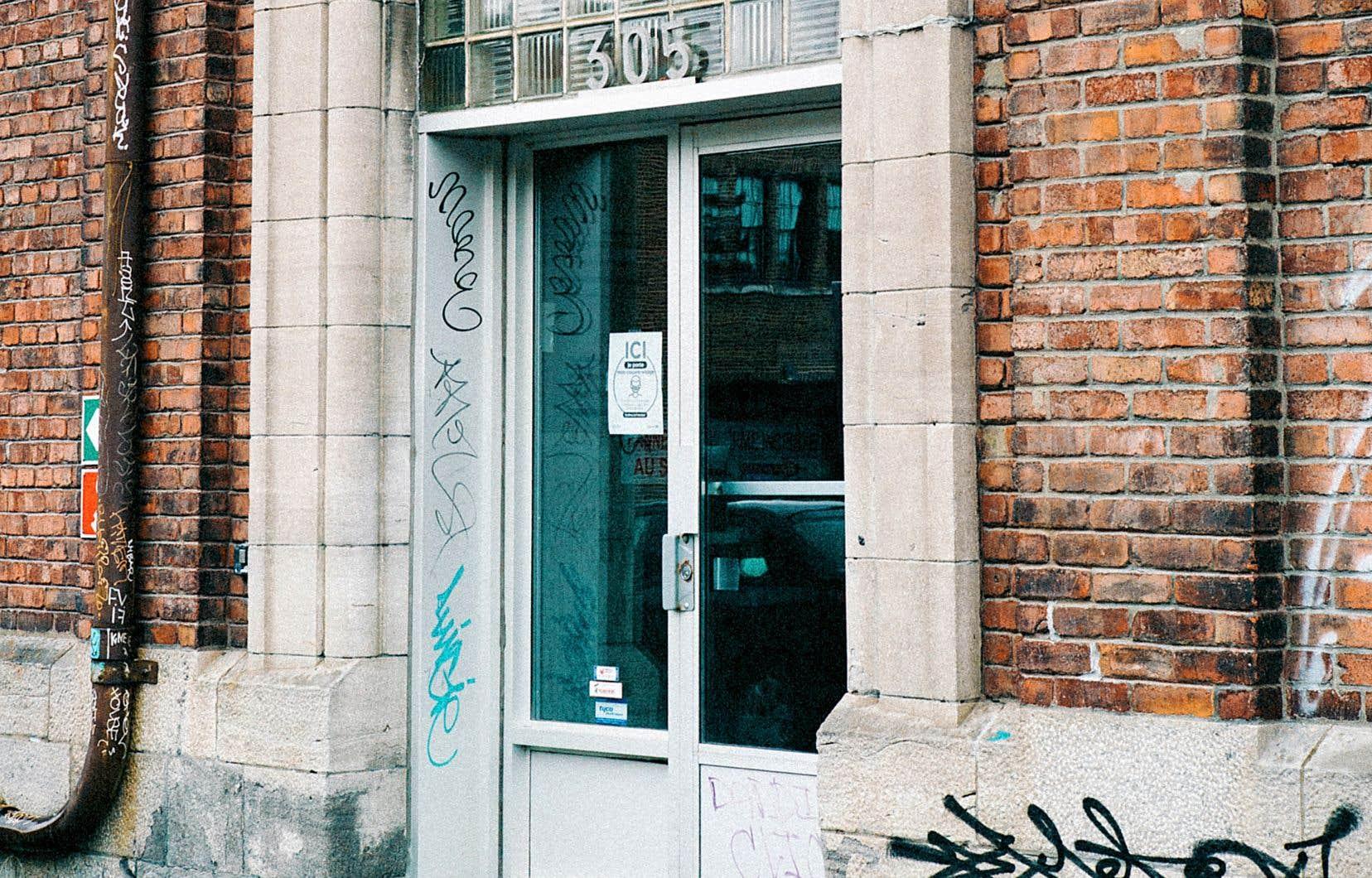 Les derniers artistes dont les ateliers logeaient au 305, rue de Bellechasse ont dû quitter les lieux en 2020.