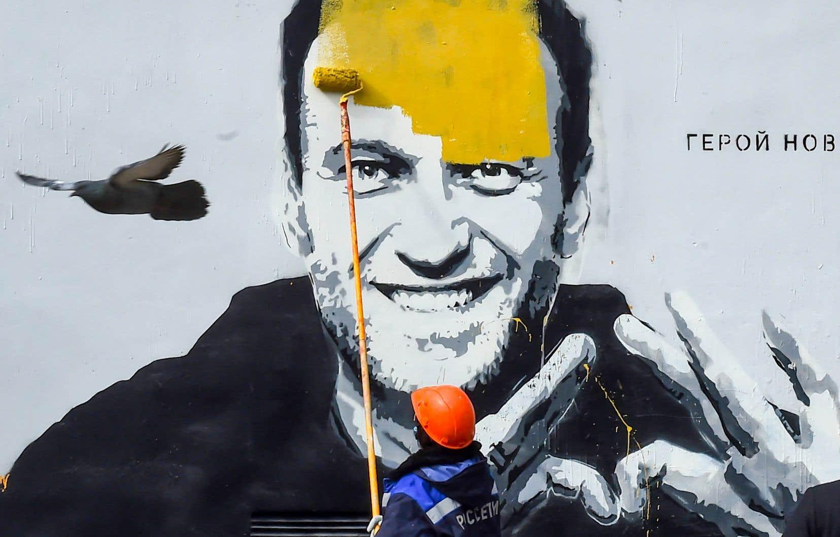 Un procès pour faire reconnaître comme «extrémistes» le Fonds de lutte contre la corruption (FBK) et les bureaux régionaux d'Alexeï Navalny a commencé lundi à Moscou.