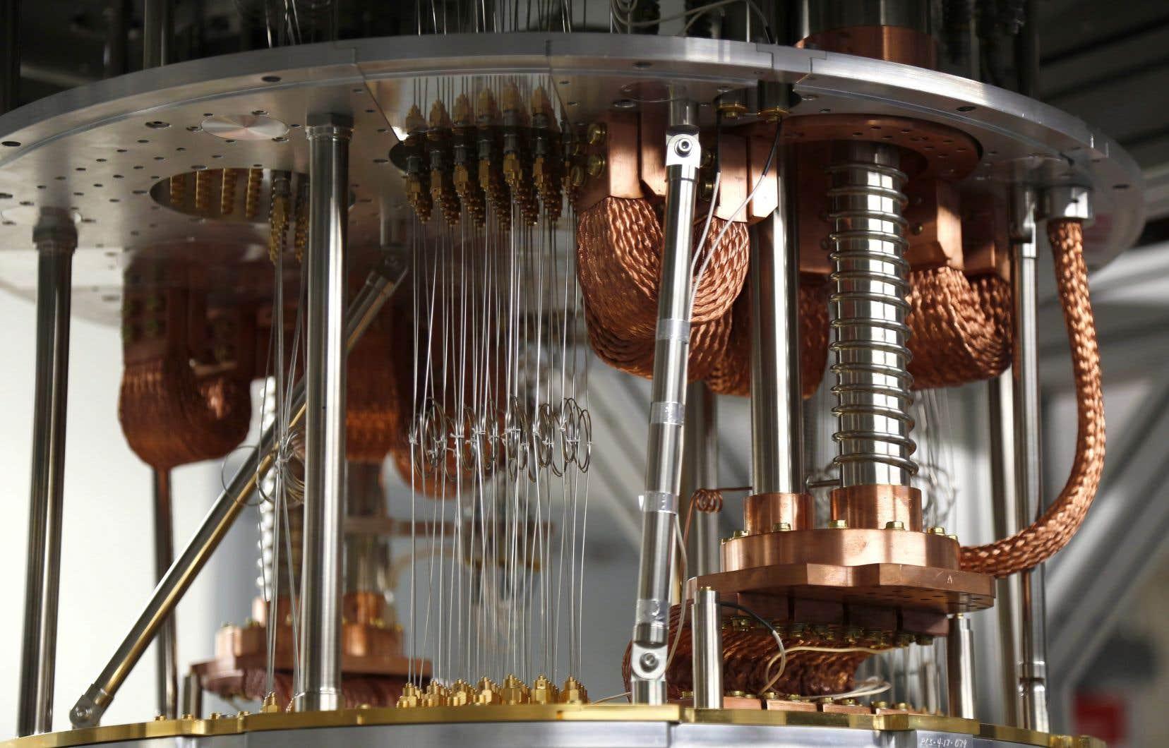Les premiers ordinateurs quantiques sont environ 10000 fois plus puissants que les ordinateurs traditionnels. Pour bien des industries, cela suffit à rendre gigantesque leur potentiel de transformation.