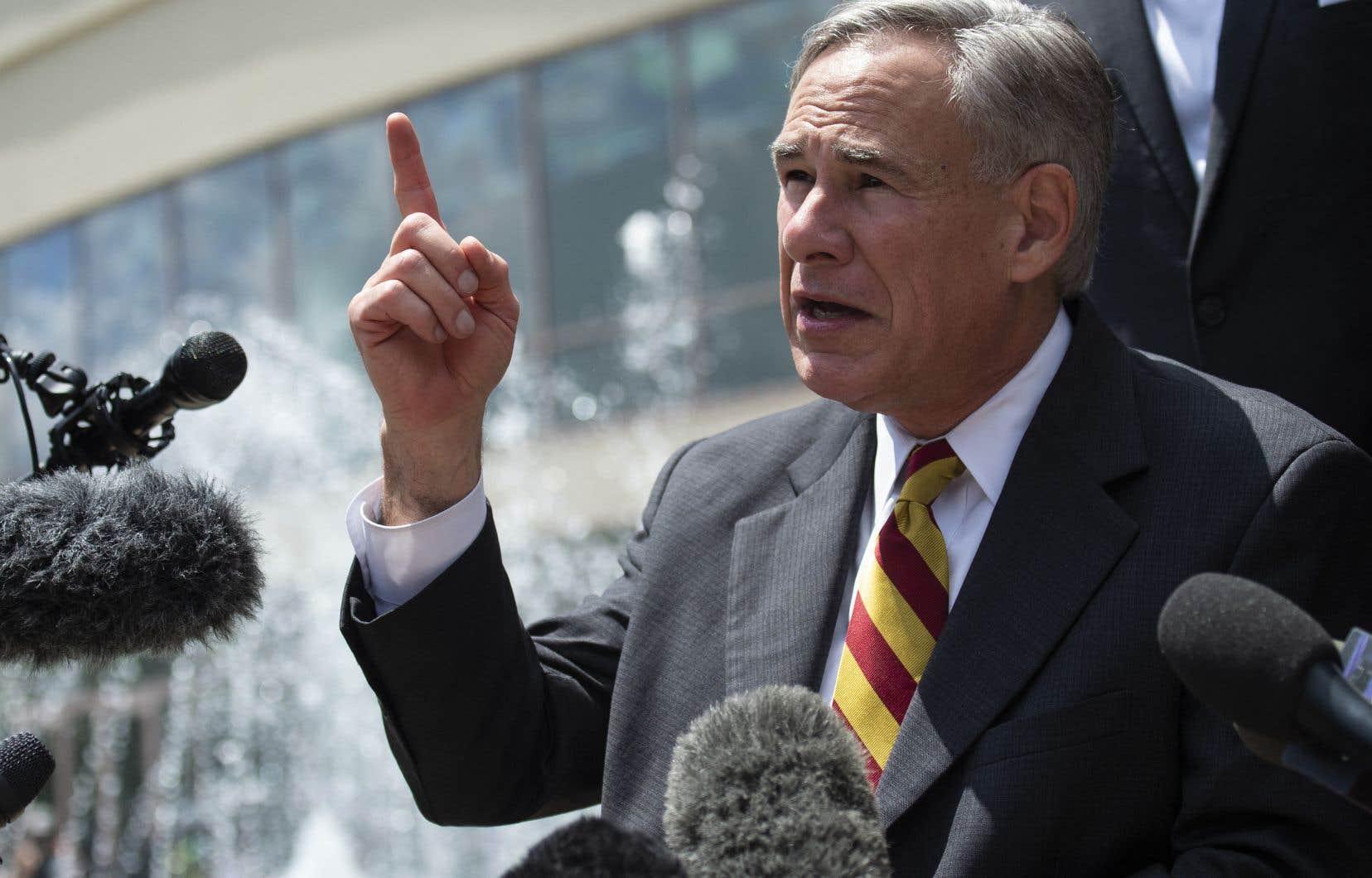 «La loi garantit que chaque enfant non né dont le cœur bat sera sauvé des ravages de l'avortement», a déclaré le républicain Greg Abbott en paraphant le texte.