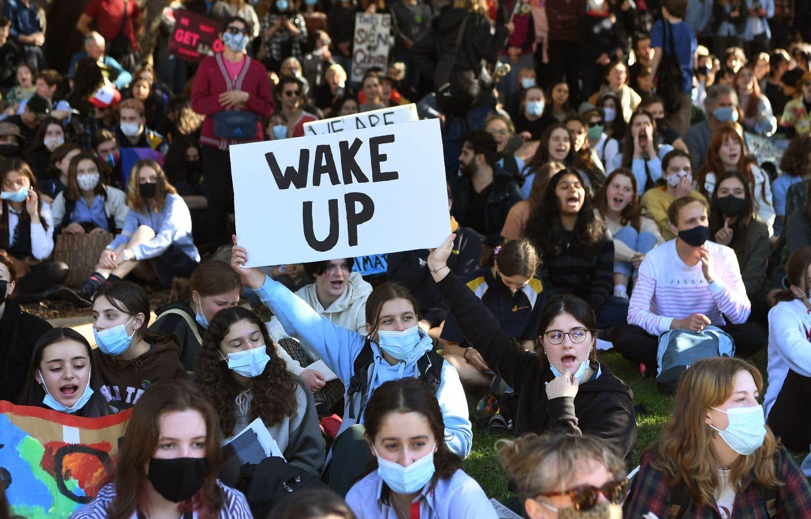 Les manifestations de vendredi ont eu lieu dans une cinquantaine de localités, selon les organisateurs.
