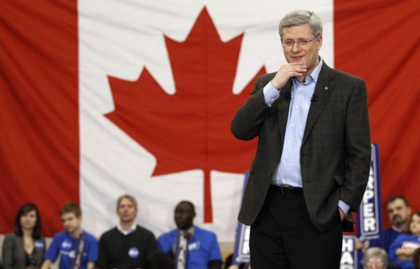 Le conservatisme économique et social qui caractérise le PCC nous fait craindre pour l'avenir de notre nation, écrit un collectif d'artistes québécois. Le Québec que nous aimons ne s'inscrit nullement dans la lignée où le gouvernement Harper veut nous amener.<br />