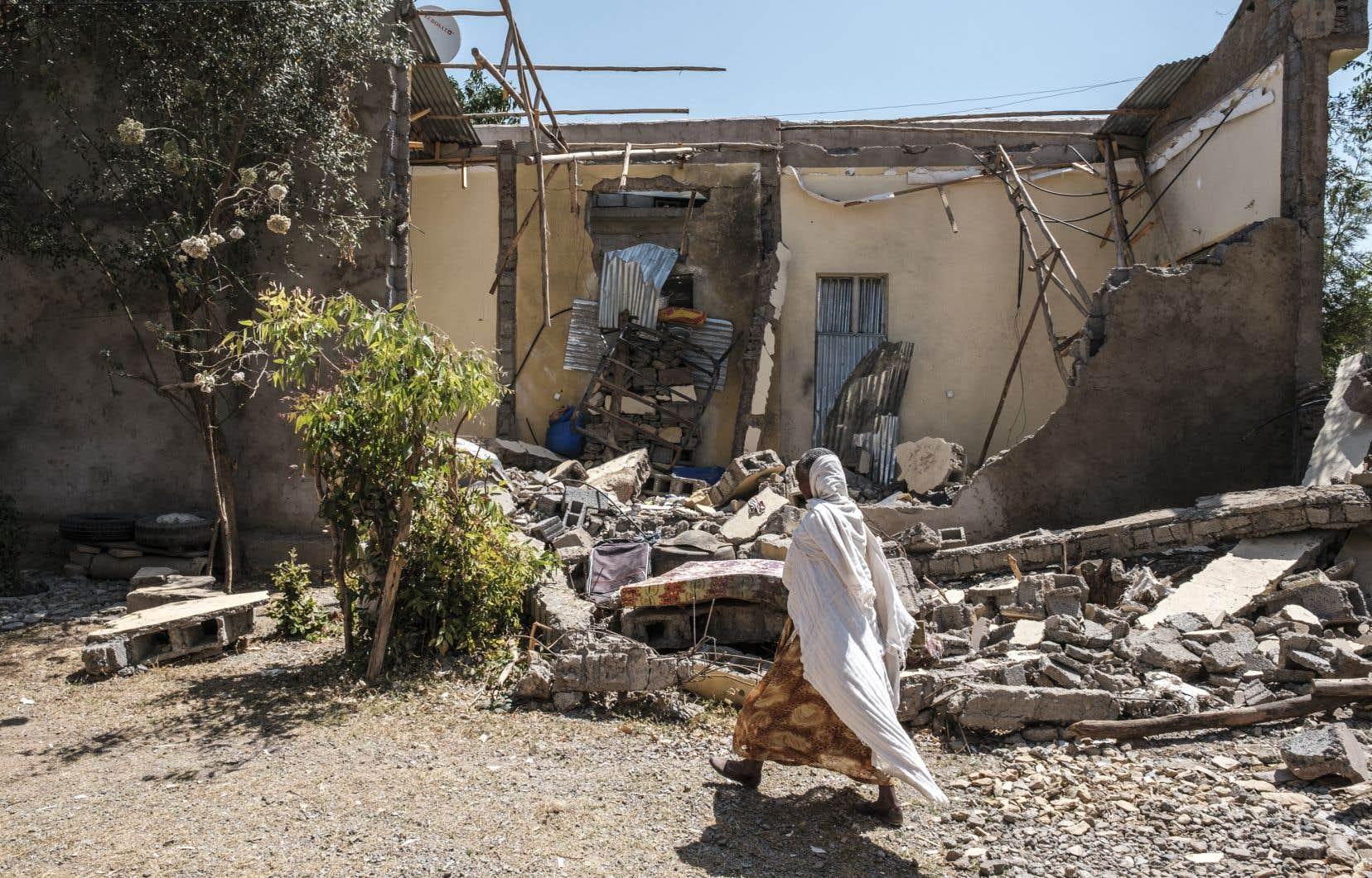 La situation actuelle au Tigré est «horrible», avec de nombreuses personnes qui meurent de faim et des viols qui se multiplient, avait dénoncé le directeur général de l'Organisation mondiale de la santé (OMS), Tedros Adhanom Ghebreyesus, lui-même originaire de cette région.