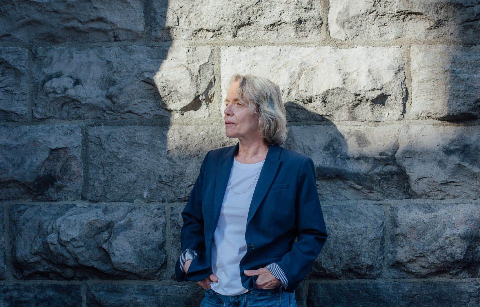 Joanne Germain ancienne directrice artistique culturelle de la Maison de la culture du Plateau-Mont-Royal, est  à la retraite depuis quelques jours.