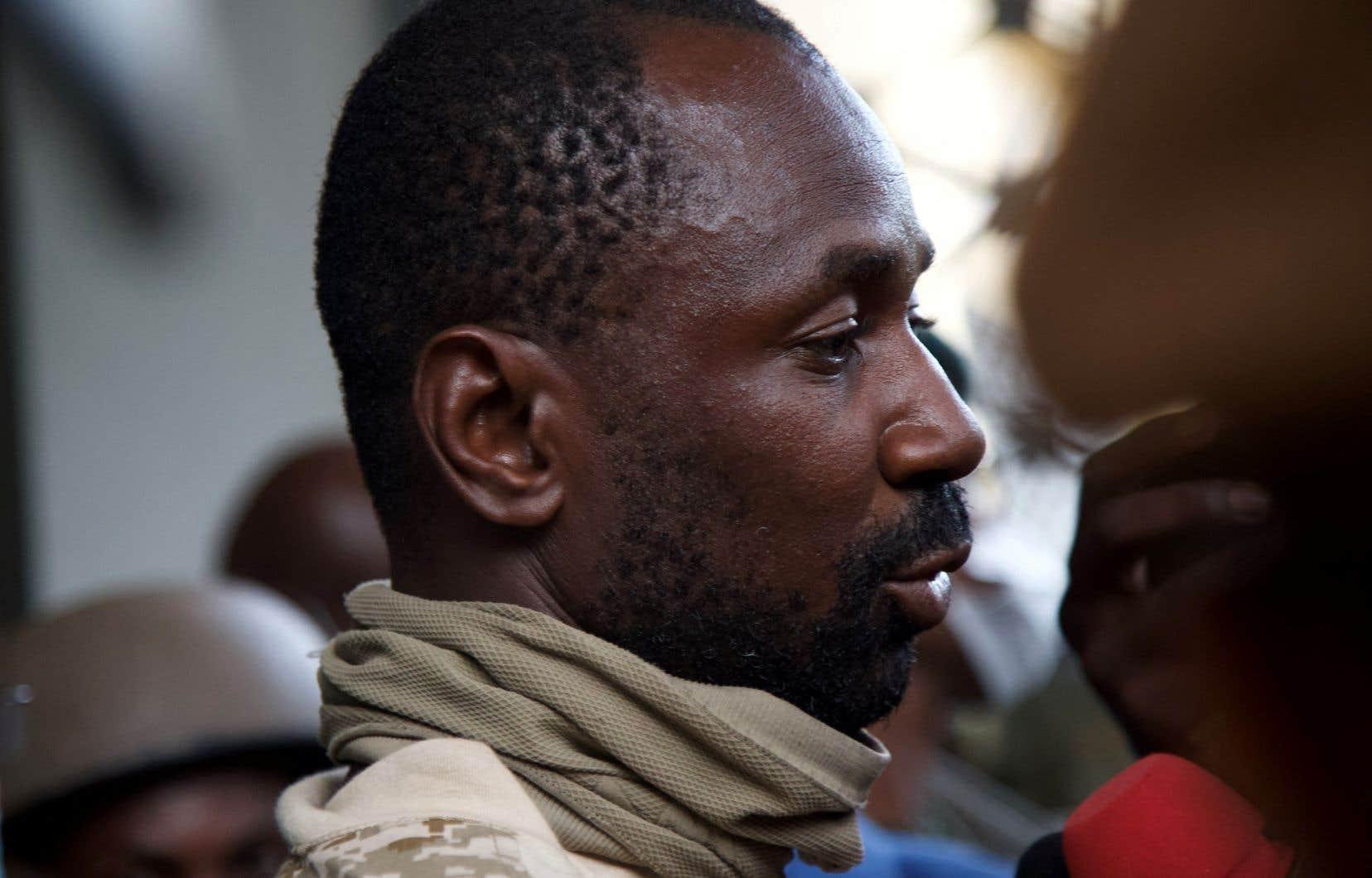 Le colonel Assimi Goïta reproche au président Bah Ndaw et au premier ministre Moctar Ouane d'avoir formé un nouveau gouvernement sans le consulter.