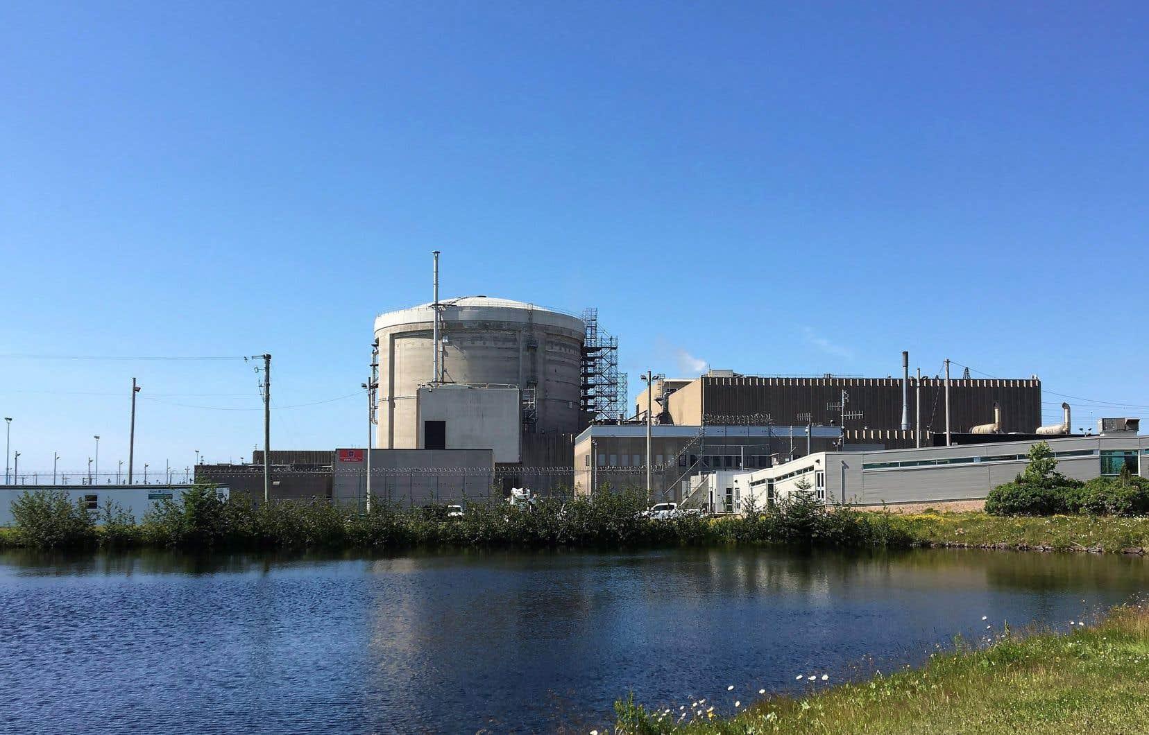 Moltex propose de retraiter les combustibles nucléaires usés de la centrale de Point Lepreau, au Nouveau-Brunswick.