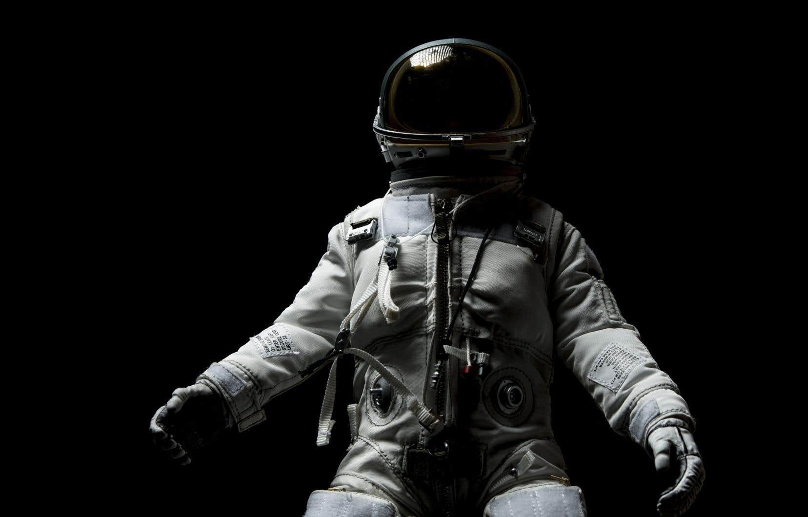 « Nous voulons que le Canada fasse partie de l'histoire spatiale », a annoncé le ministre Champagne.