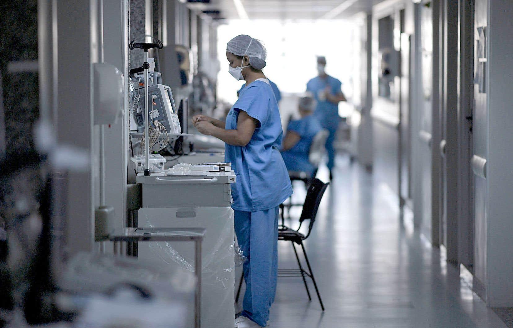 L'infirmière détient actuellement toujours son droit de pratique. On ne sait pas encore quelle sanction sera recommandée.