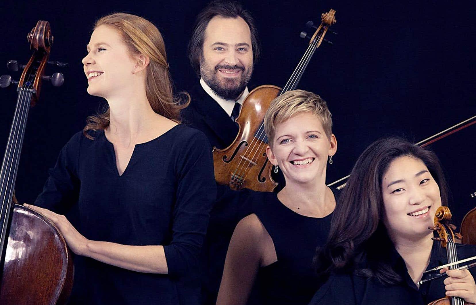Le fameux Quatuor Artemis, l'un des quatuors dominants du dernier quart de siècle, a annoncé cette semaine la cessation de ses activités pour une période indéterminée.