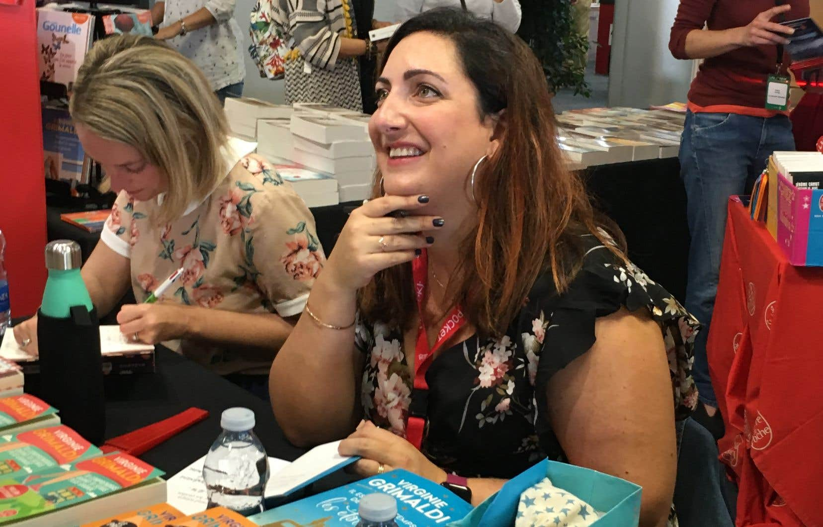 En 2019,Virginie Grimaldi atteint la troisième place parmi les auteurs les plus lus en France (756000 exemplaires au total).