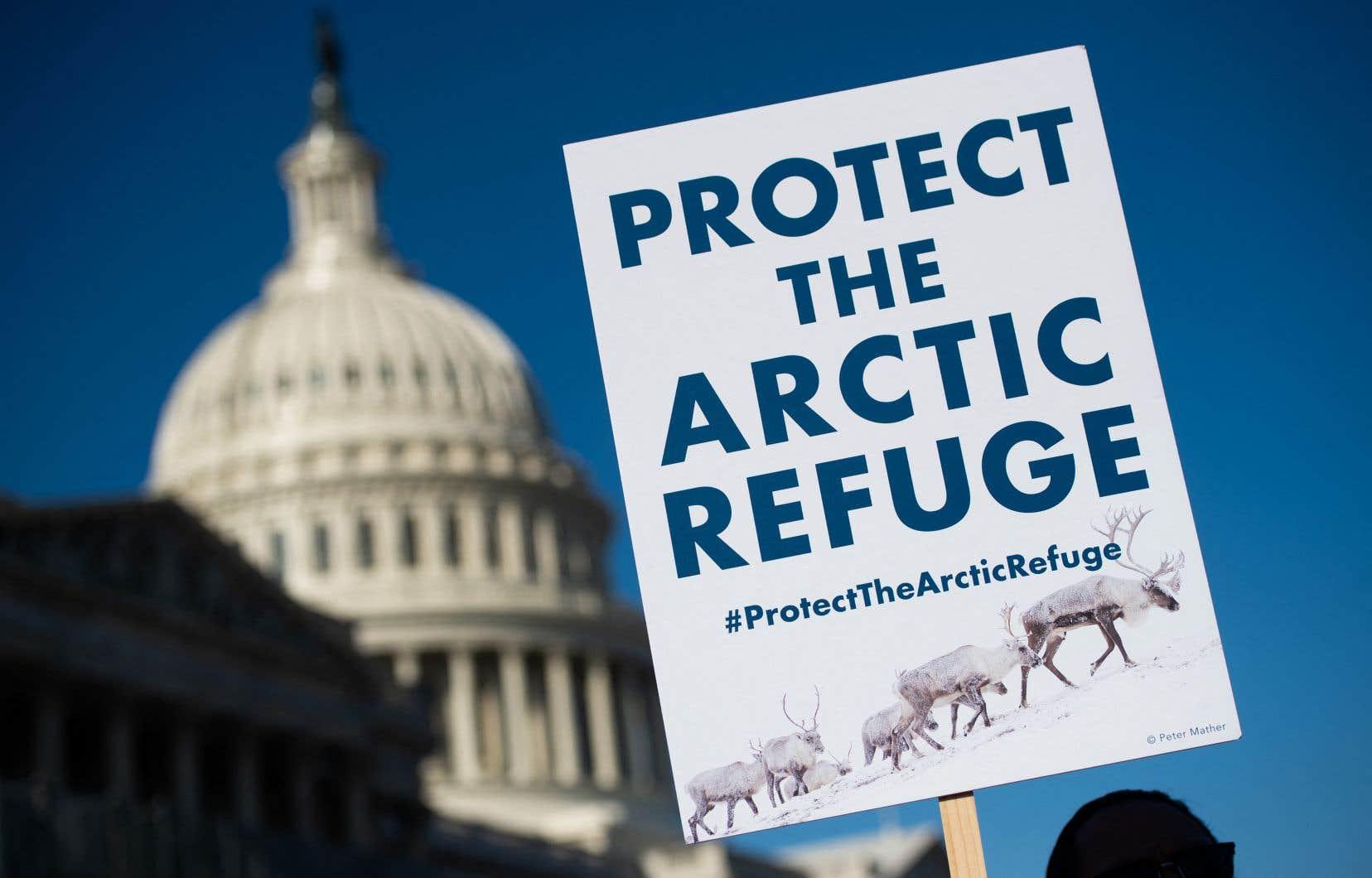 JoeBiden avait assuré lors de sa campagne présidentielle qu'il prendrait des mesures pour garantir de façon permanente la protection du refugenational de la faune arctique, en Alaska.