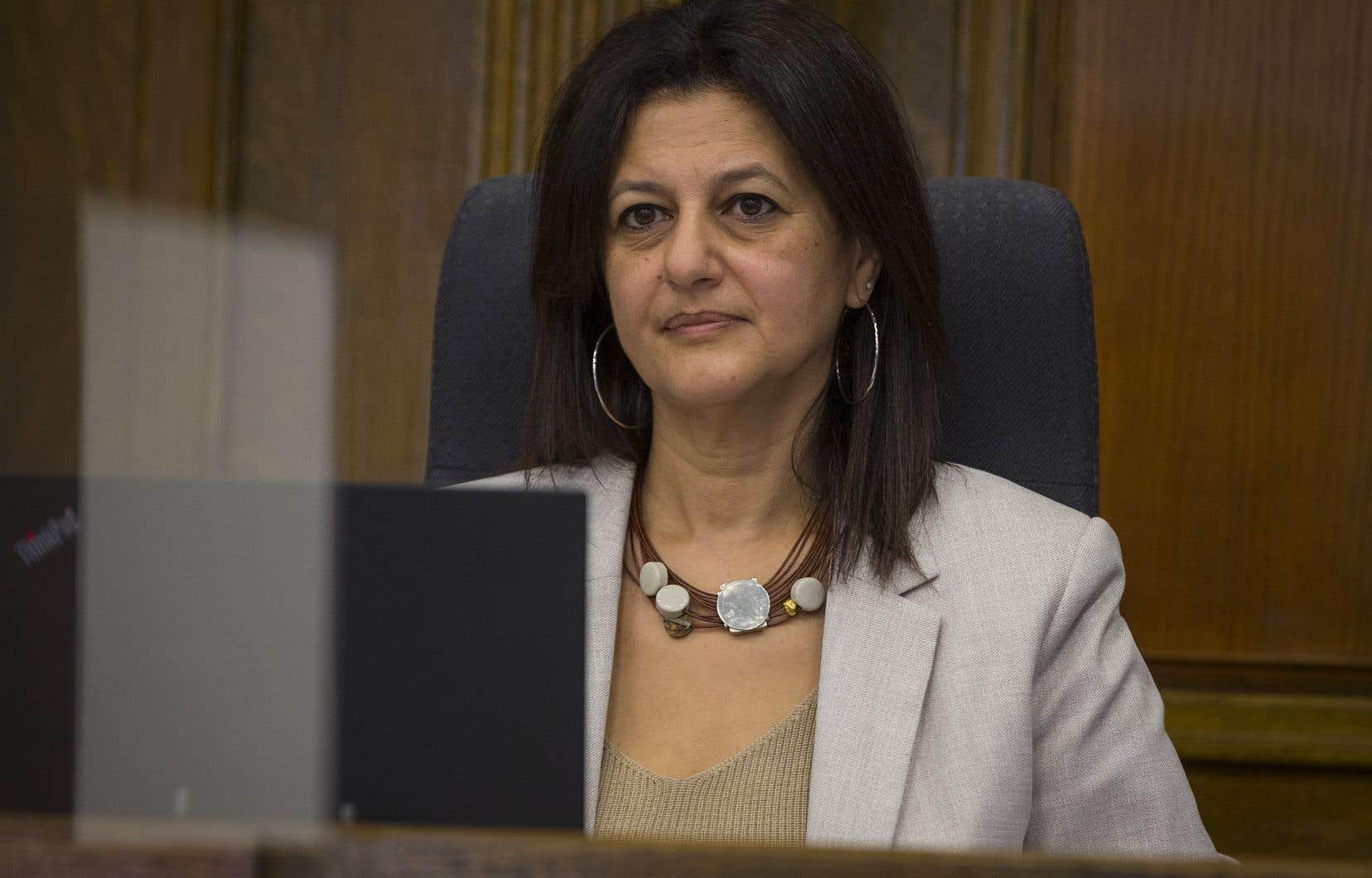 Au terme de l'enquête publique portant sur la mort de Joyce Echaquan, la coroner Géhane Kamel espère que son rapport sera «la fondation d'un pacte social» qui fera dire à tous «plus jamais». À Joyce elle-même, elle a promis que ce dernier ne serait pas complaisant, mais plutôt honnête.