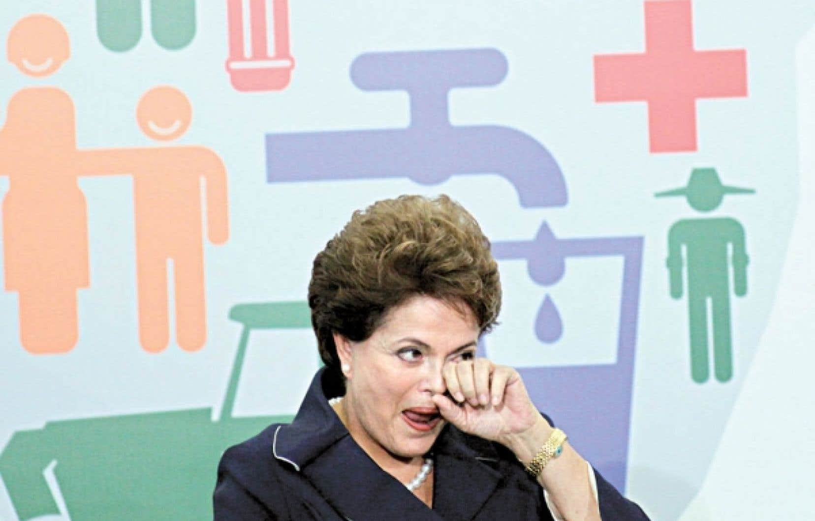 Dilma Roussef<br />