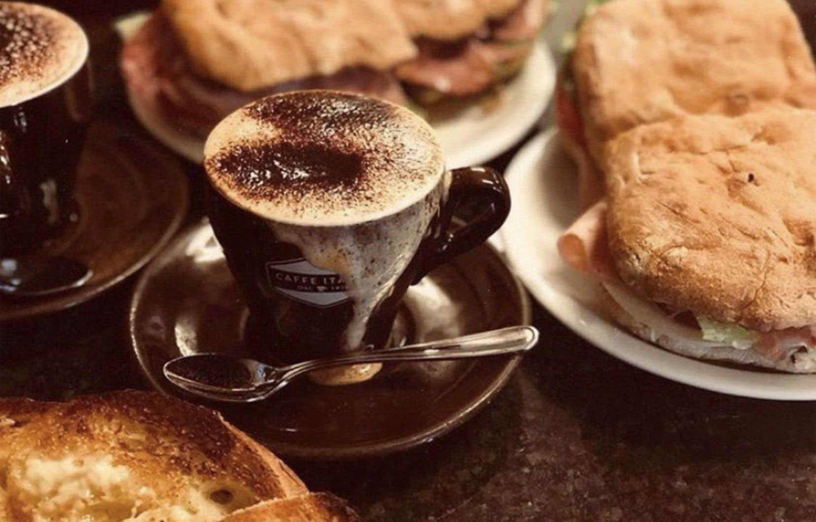 Ouvert depuis 1956, le Caffè Italia doit, selon ses propriétaires, la réputation de son espresso au mélange secret mis au point par son fondateur Bruno Barsetti.