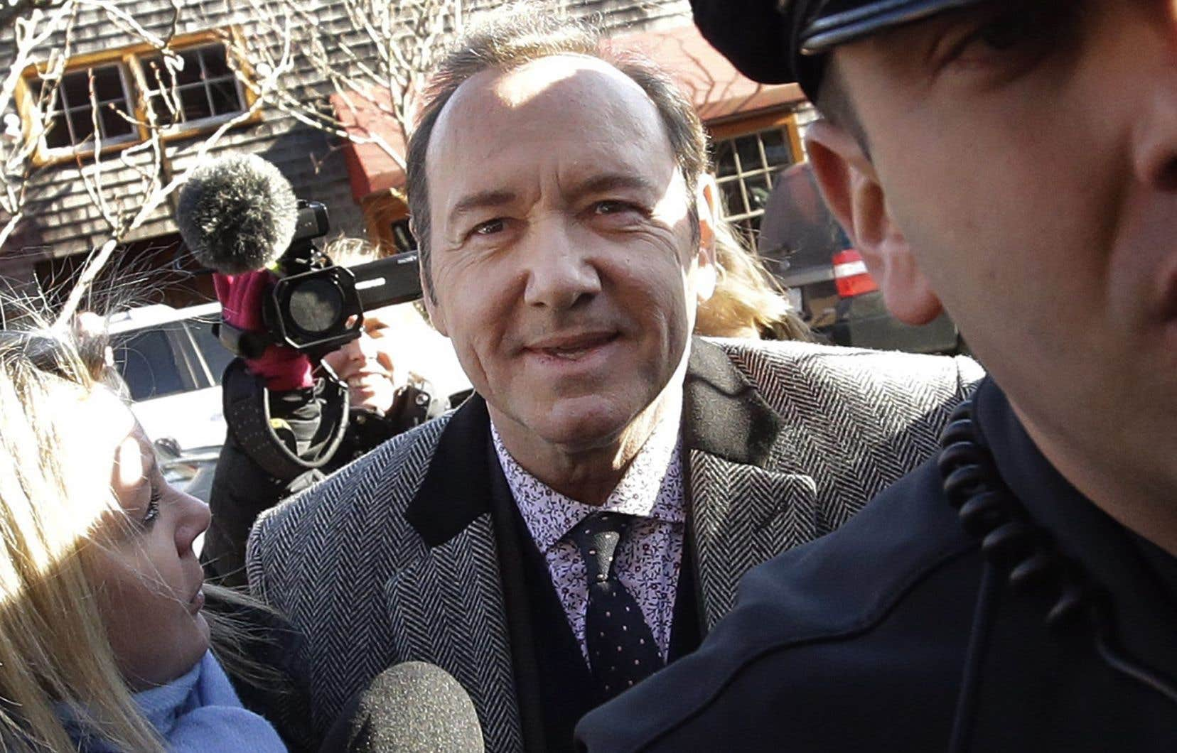 Des poursuites pour attentat à la pudeur et agression sexuelle avaient été abandonnées en juillet 2019 contre l'acteur dans l'État américain du Massachusetts.