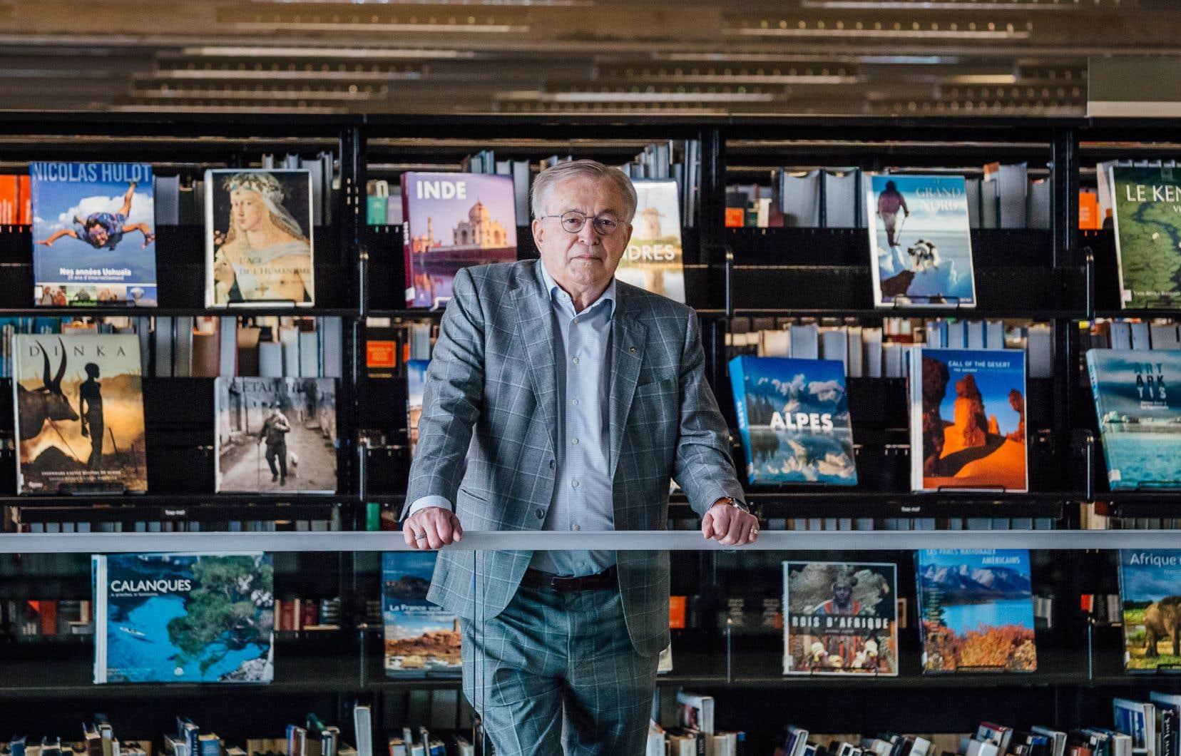 Pour le dirigeant de BAnQ, Jean-Louis Roy, la question du dépôt légal numérique exige une révision de la Loi sur les archives et de la loi 51 sur le livre, entre autres changements.